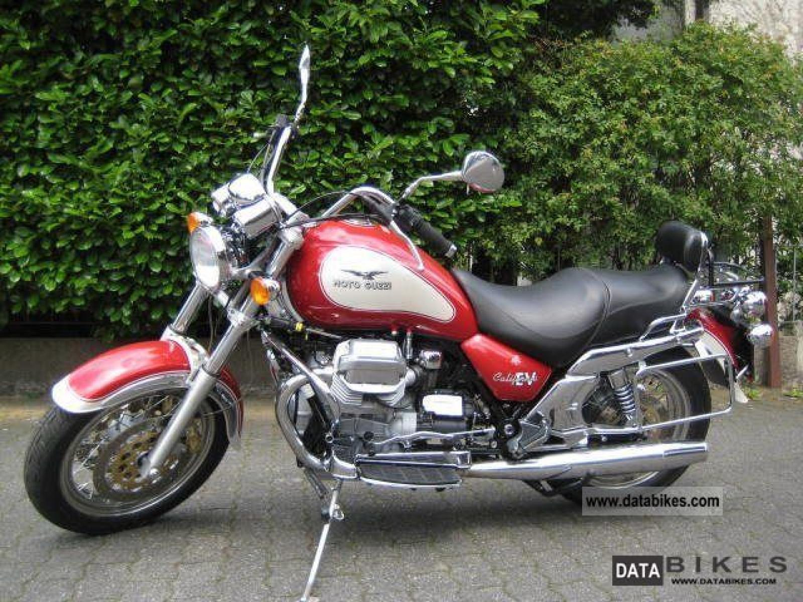 Moto Guzzi California 1100 Injection 1994 images #108134