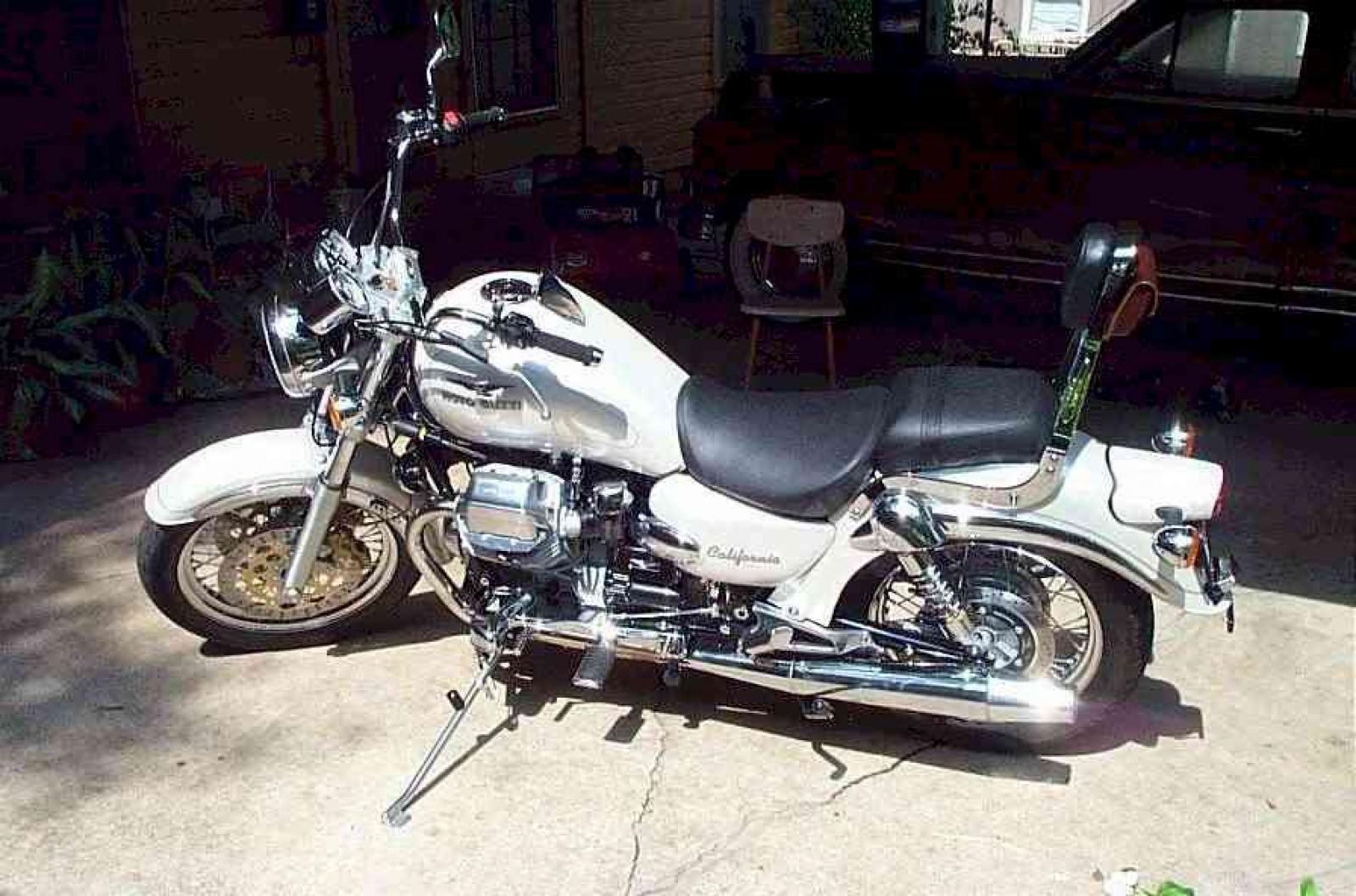 Moto Guzzi California EV 80 images #109403