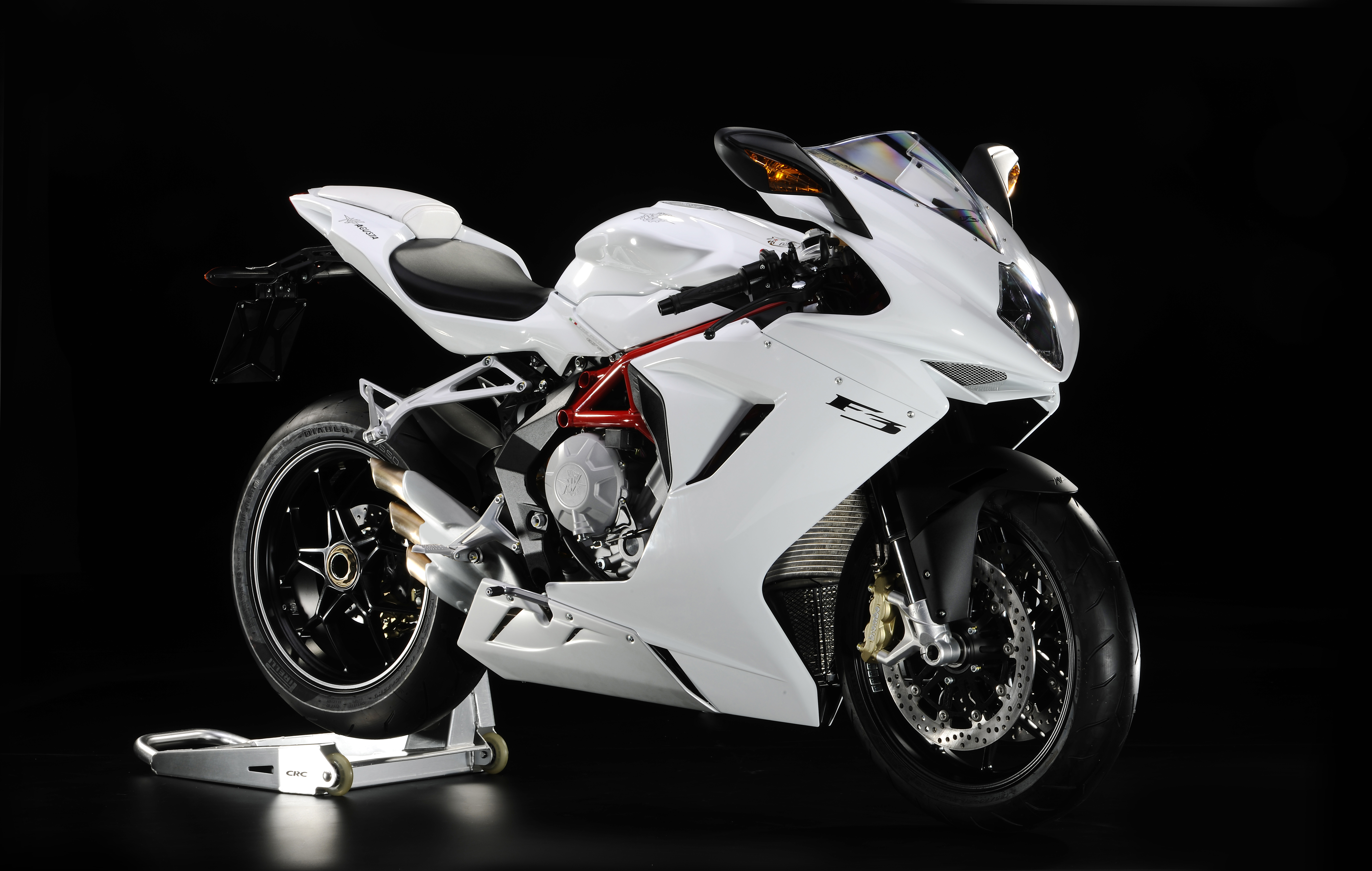MV Agusta F3 675 2012 images #157689