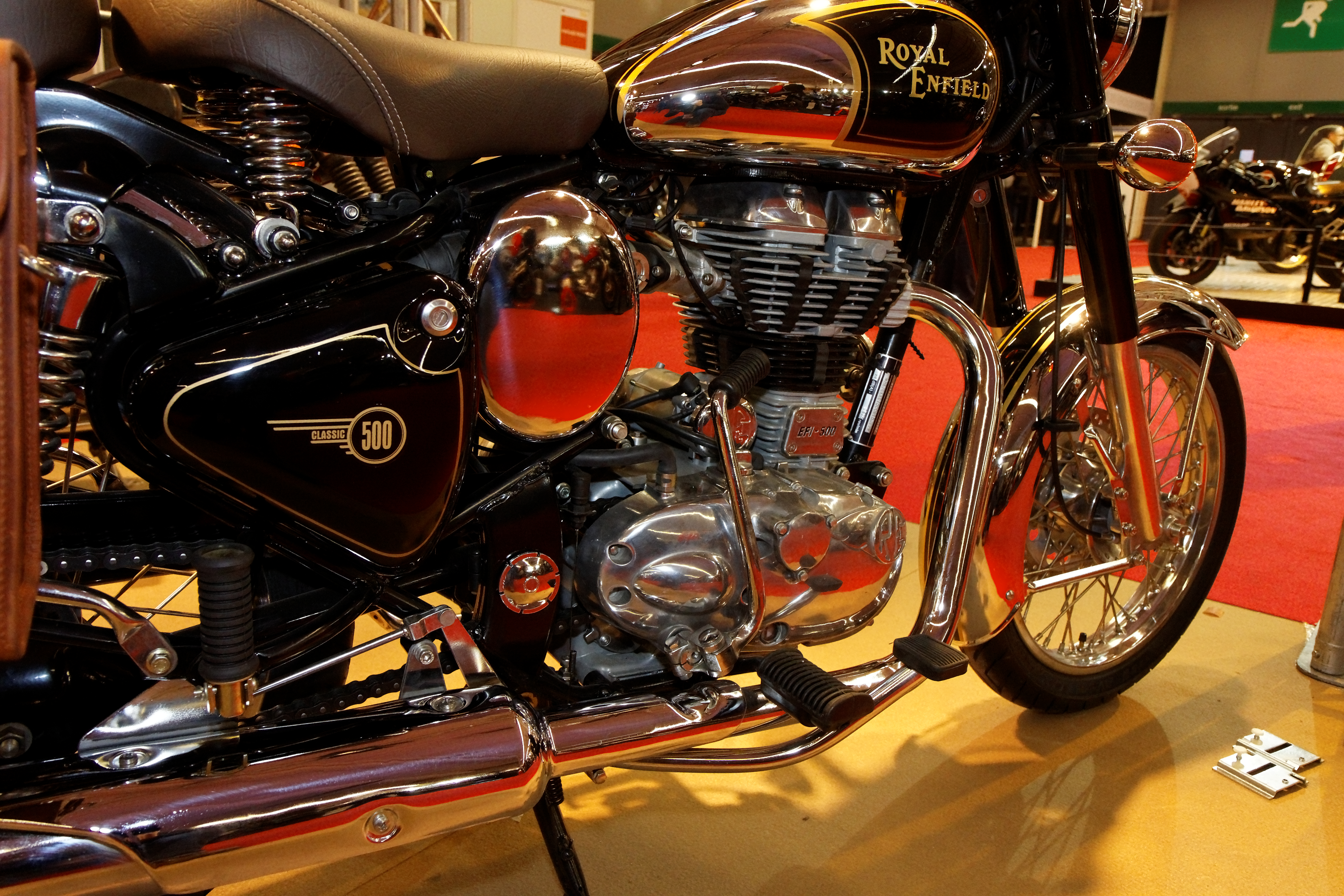 Royal Enfield Bullet 500 Classic 2011 images #123996