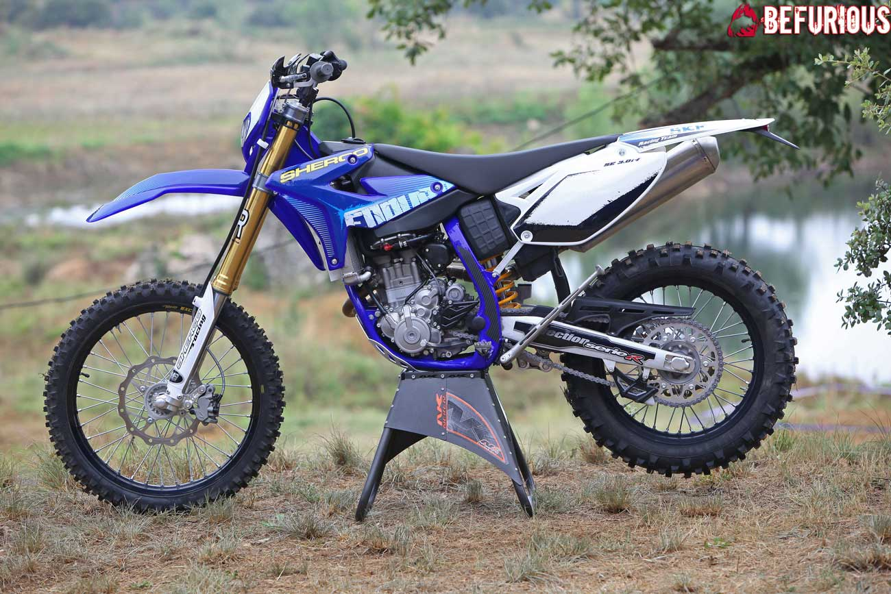 Sherco 2.5 2005 images #127933