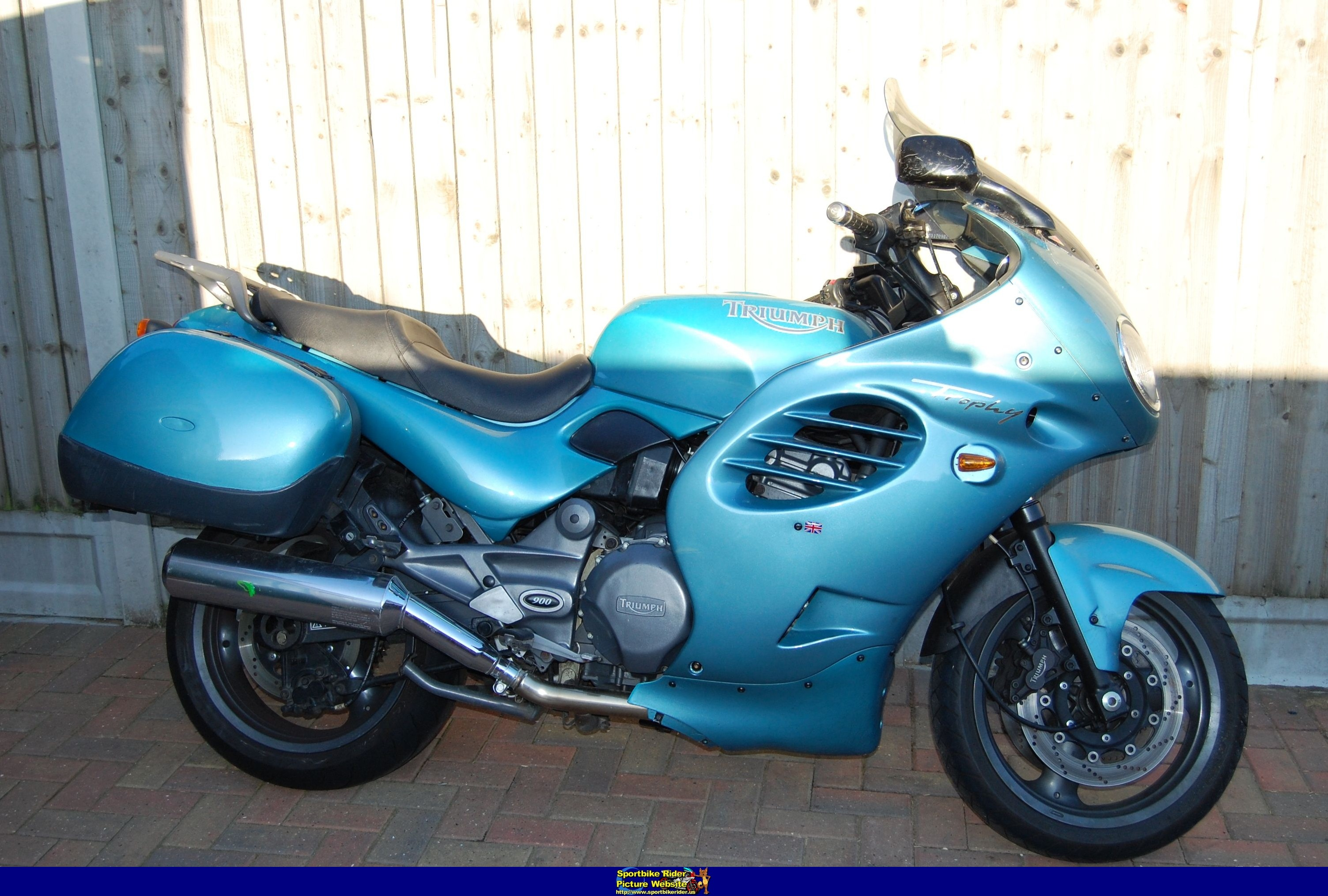 Triumph Trophy 1200 1997 wallpapers #141625