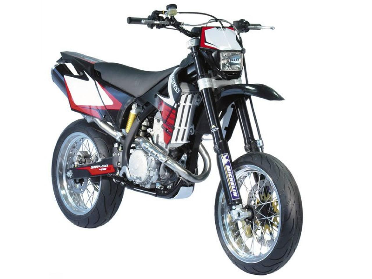 VOR SM-RC 570 Supermotard wallpapers #132106
