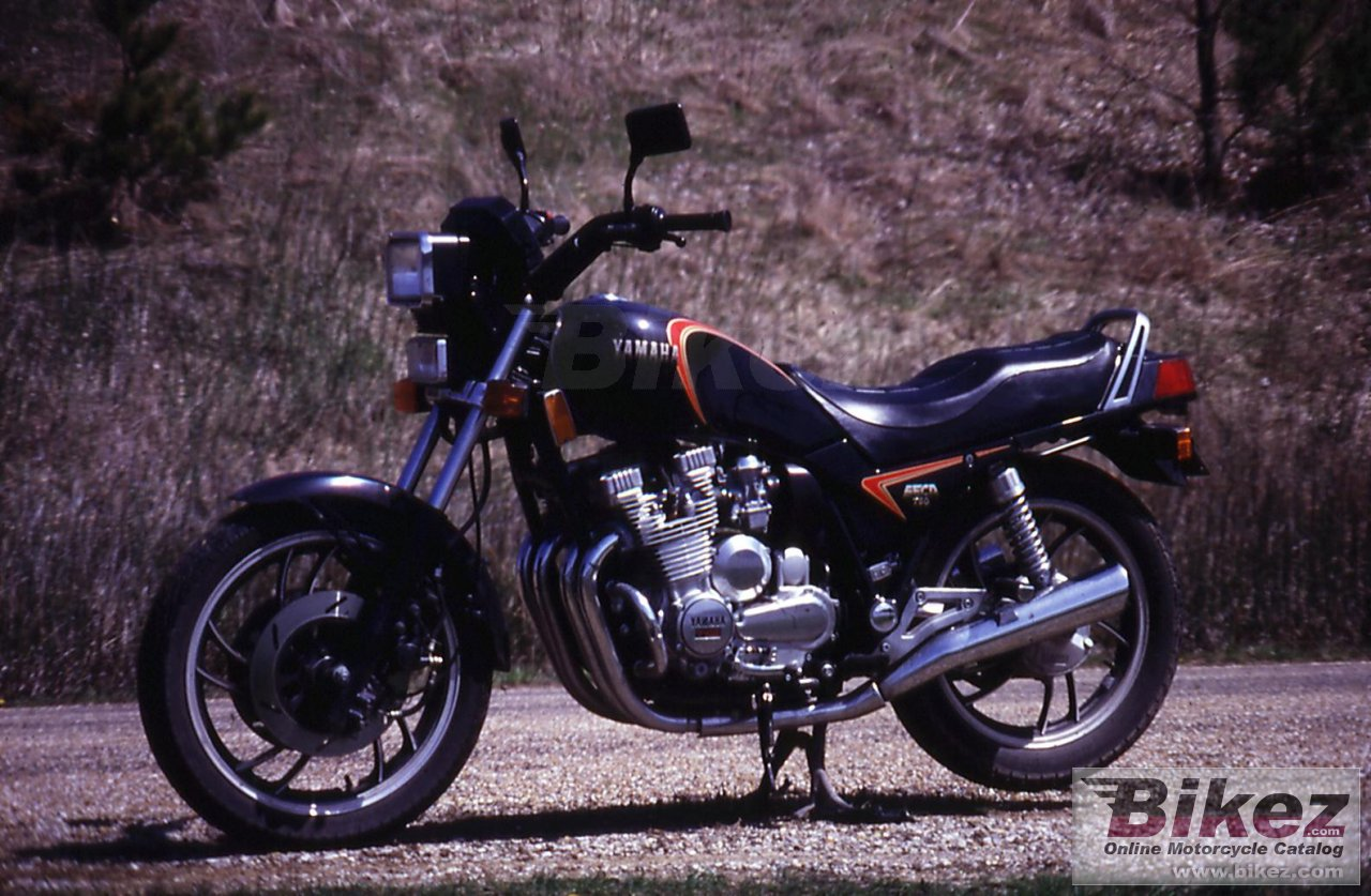 Yamaha XJ 750 Seca 1981 wallpapers #135573