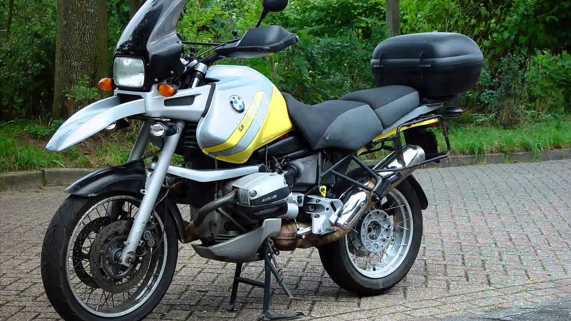 BMW R1100GS 1998 images #6330