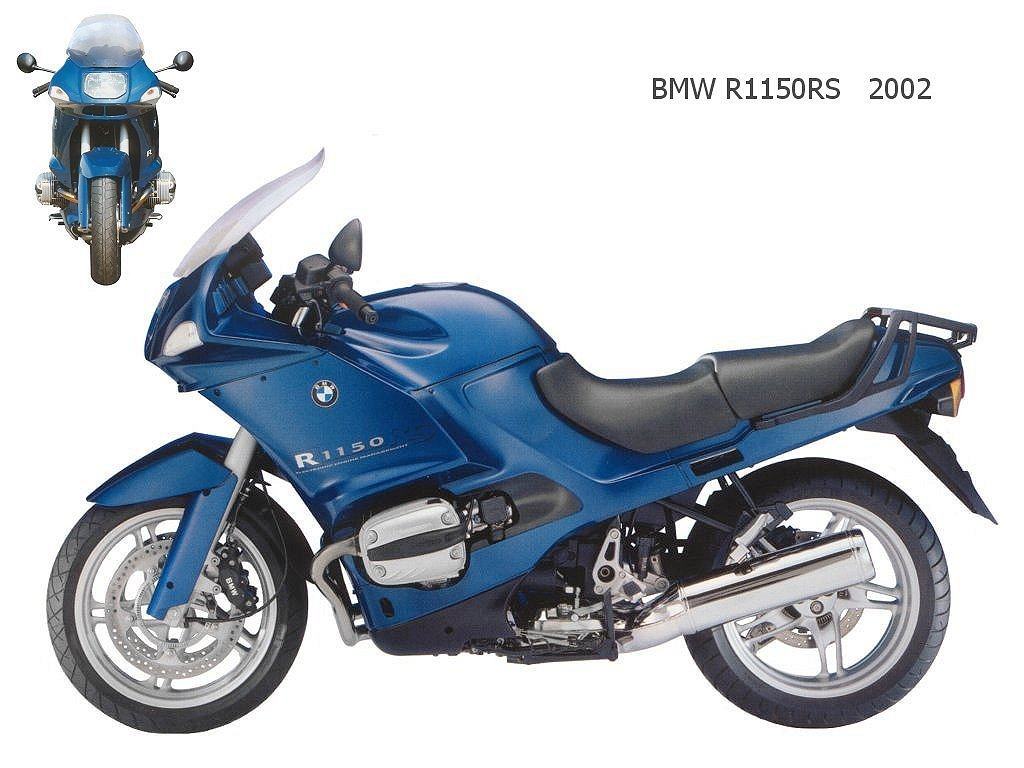 BMW R1150RS wallpapers #174130