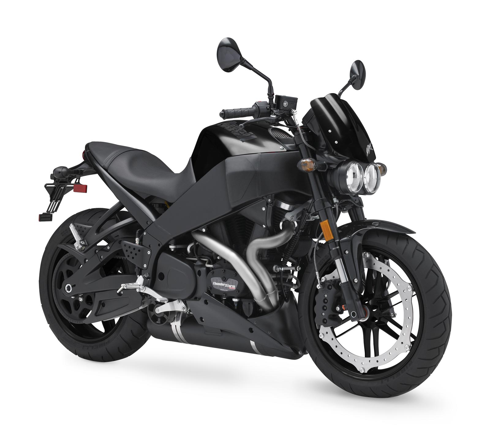 Buell Lightning XB12S 2008 images #153324