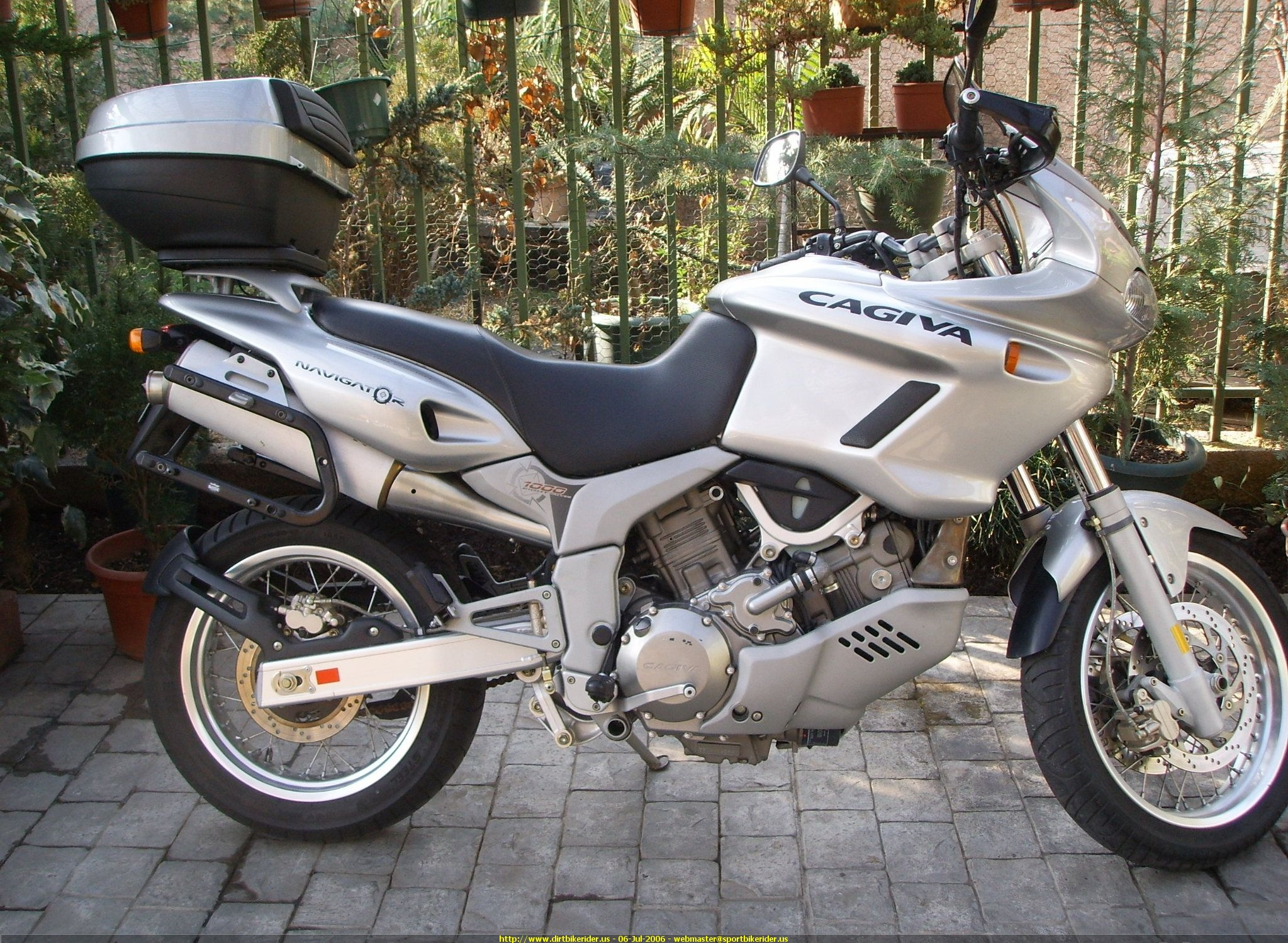 Cagiva Navigator 1000 2005 images #69692