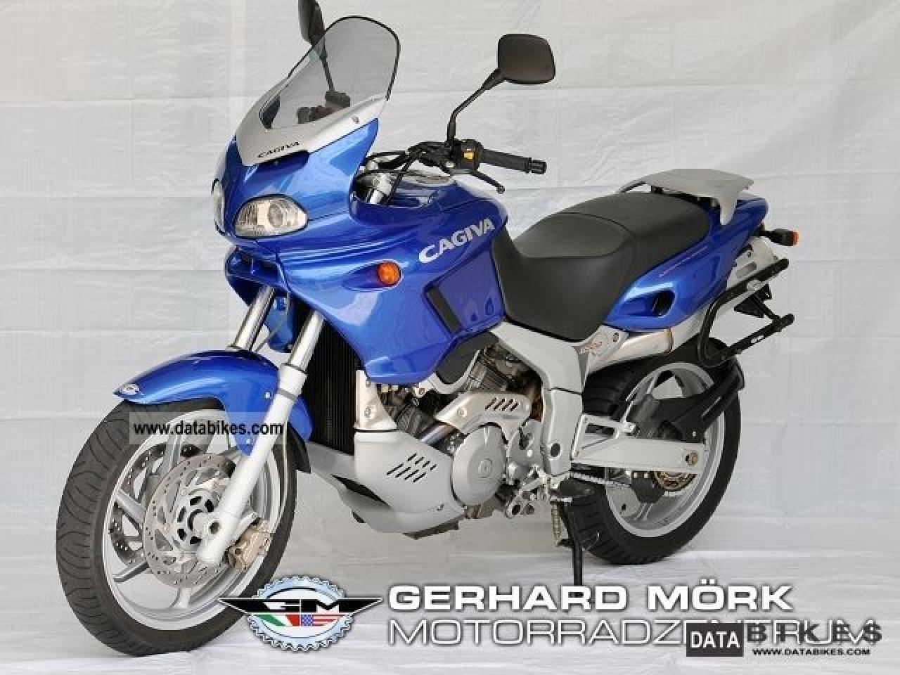 Cagiva Navigator 1000 2006 images #67717