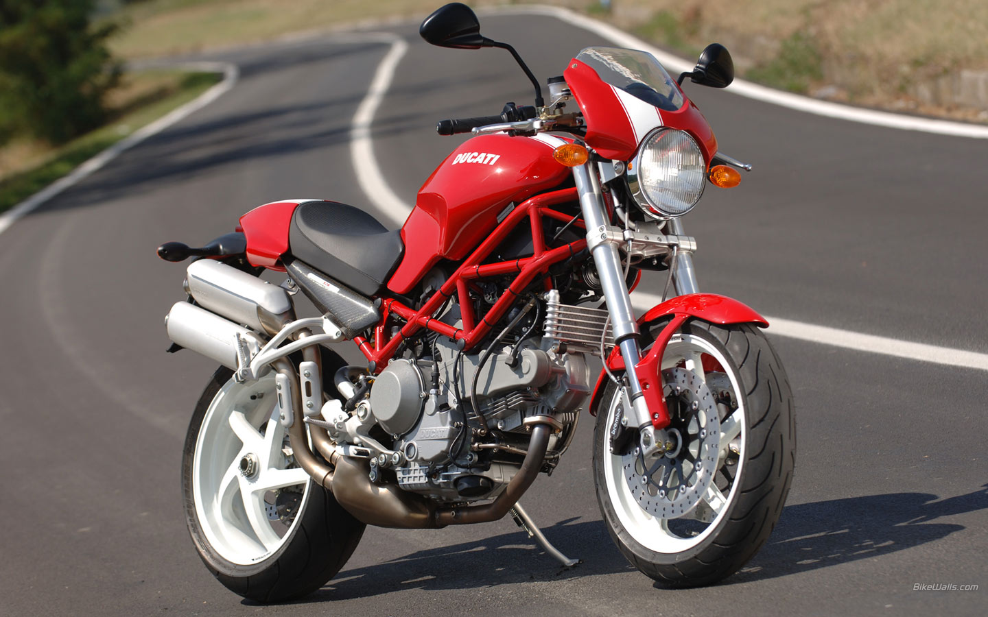 Ducati 900 Monster S 1998 images #78790