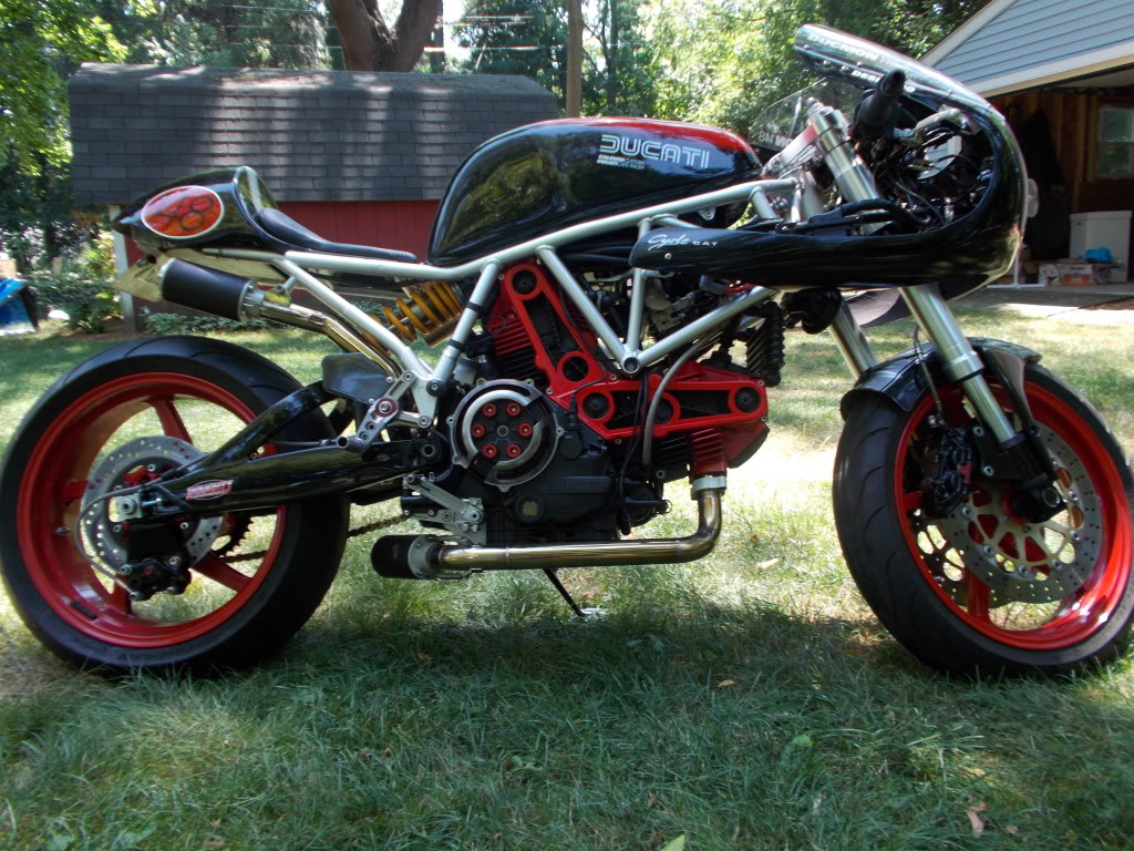 Ducati 900 Sport 2002 wallpapers #11180