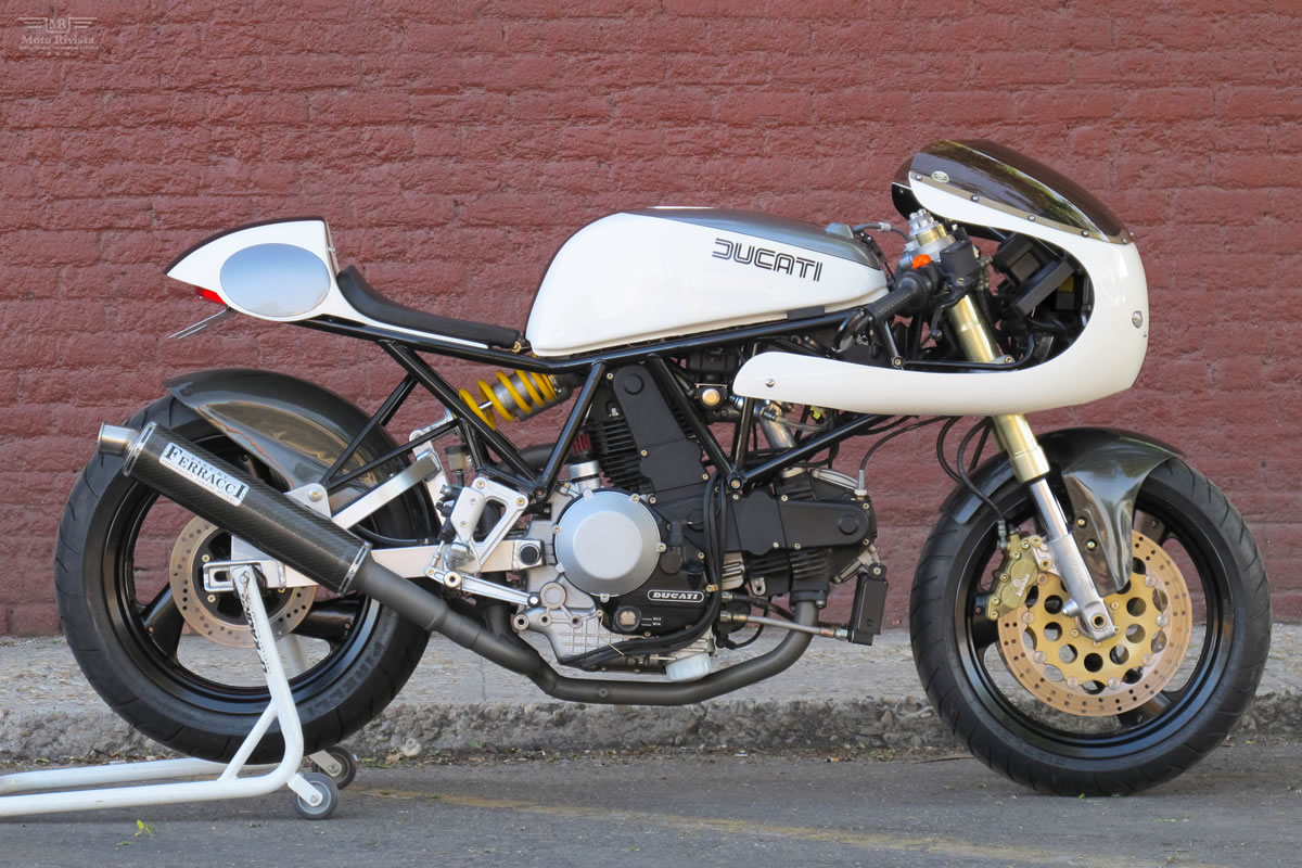 Ducati 900 SS 1993 wallpapers #10786