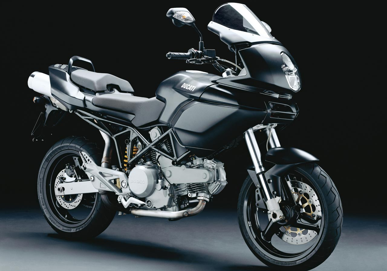 Ducati Monster 620 Dark 2006 wallpapers #12175