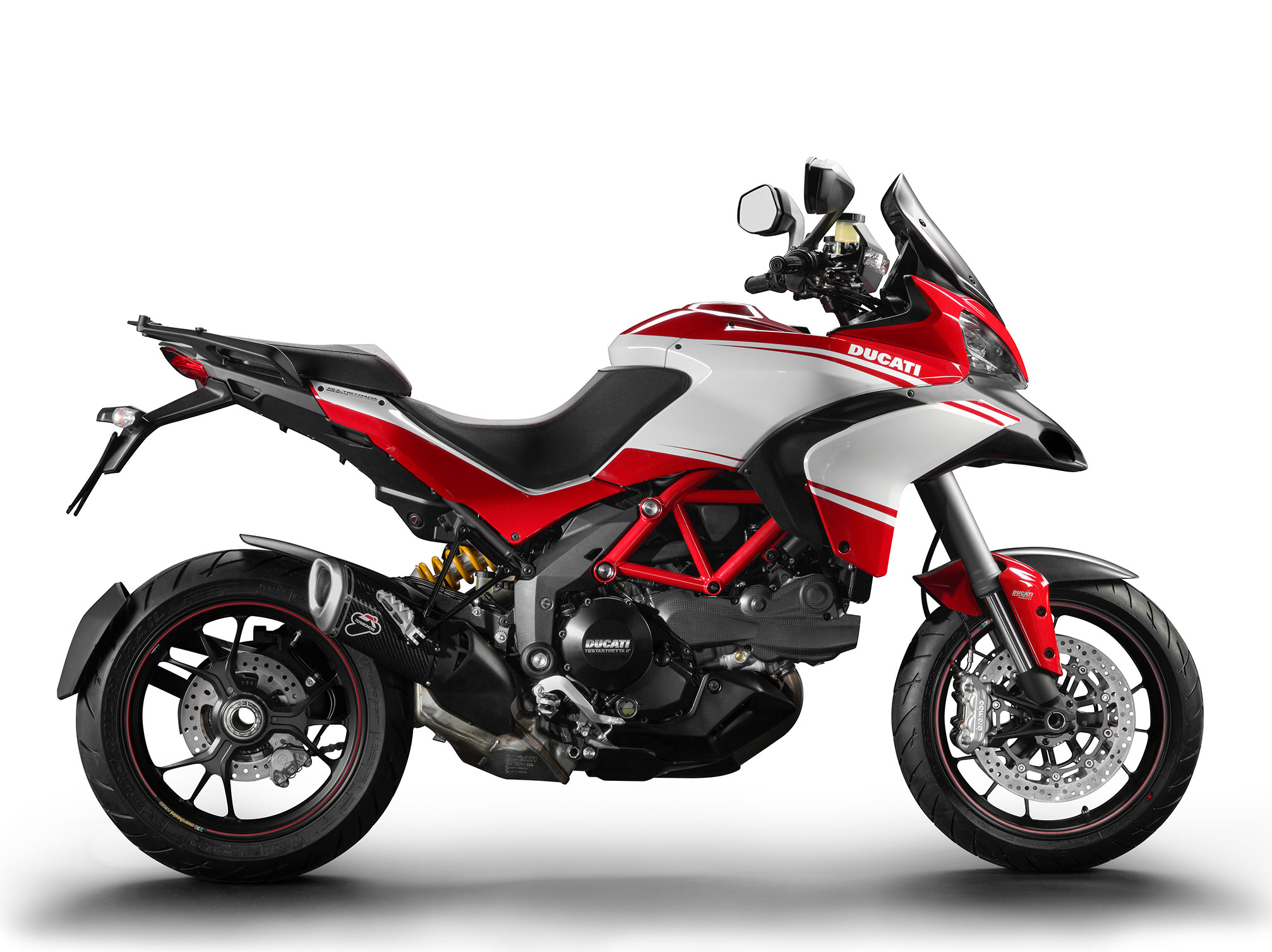 Ducati Multistrada 1200 S Pikes Peak Edition wallpapers #13070
