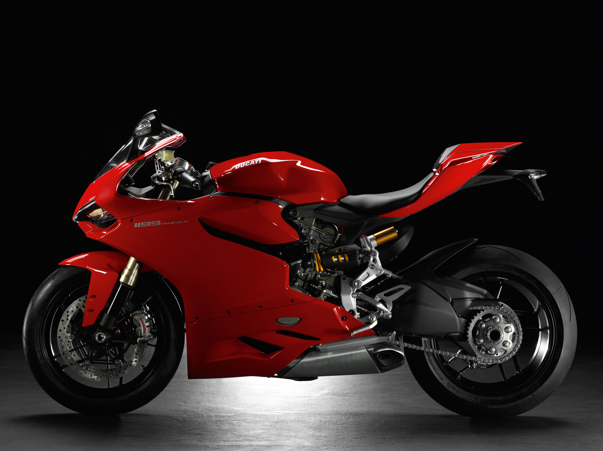 Ducati Superbike 1199 Panigale S 2013 wallpapers #13369
