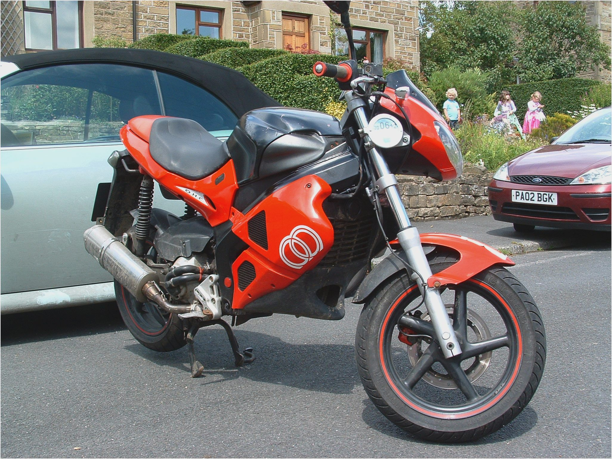 Gilera DNA 50 images #74341