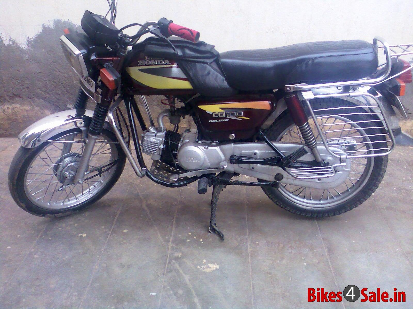Hero Honda CD 100 SS images #74841