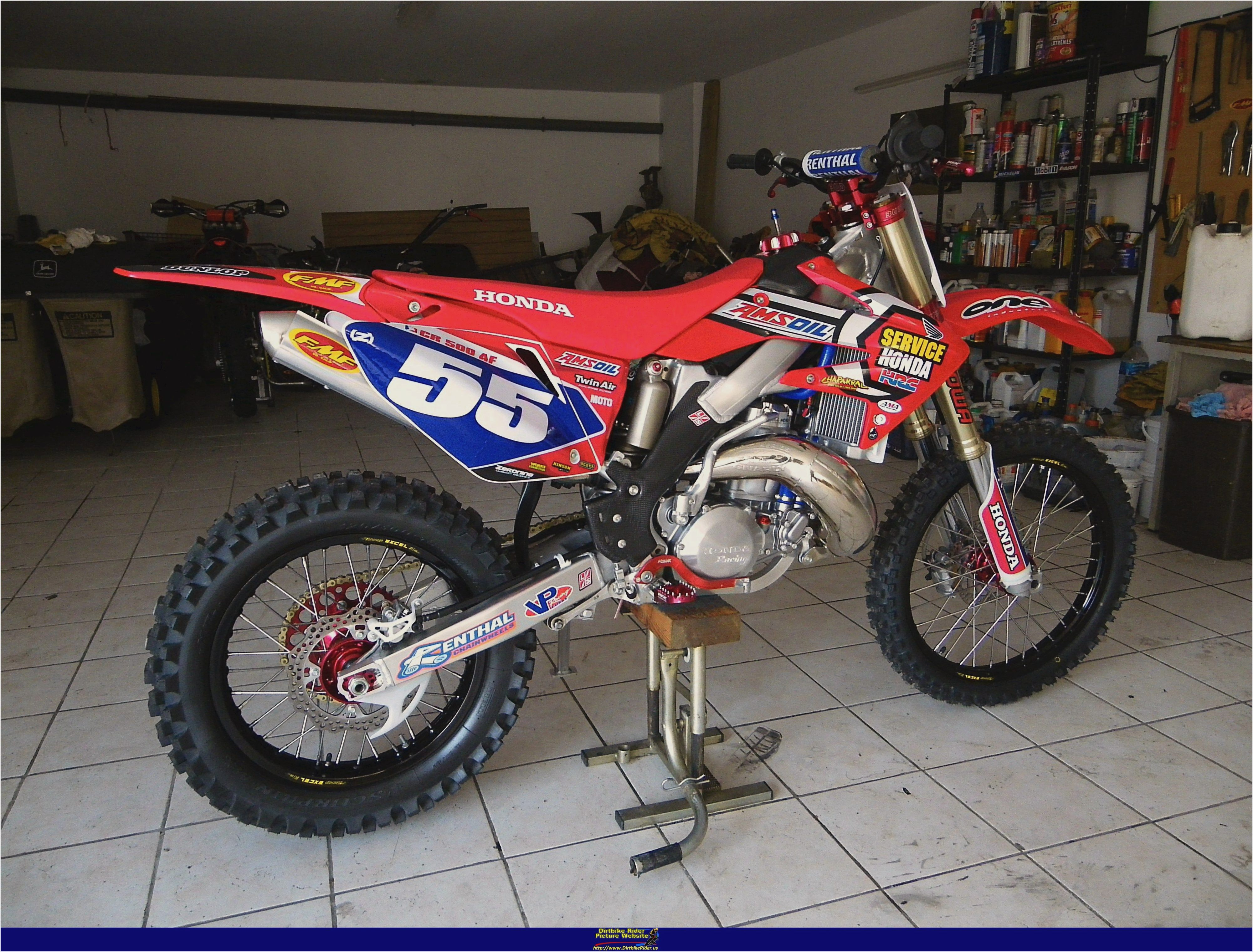 Honda Cr 500 E Pics Specs And List Of Seriess By Year