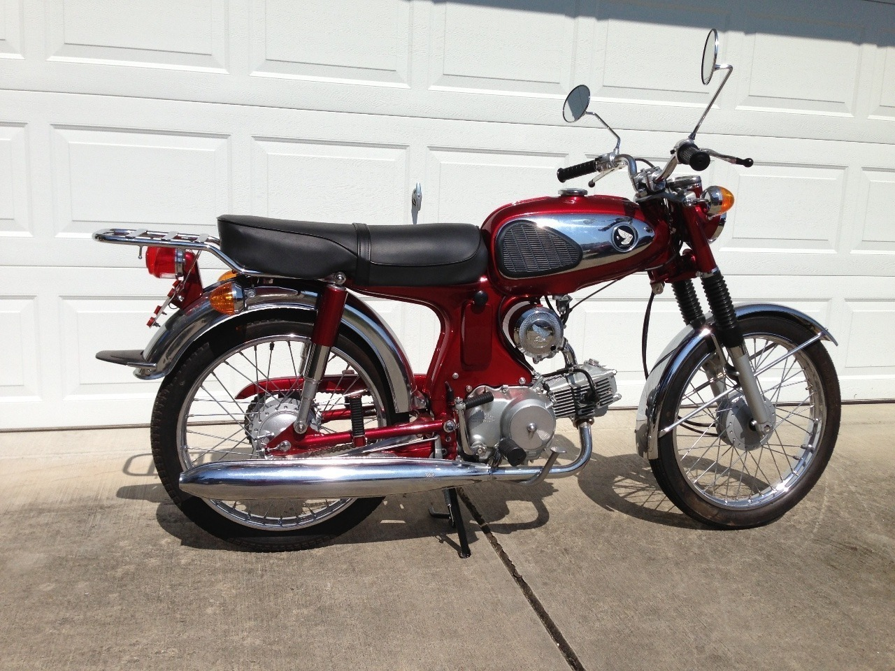 1968 Honda S 90 Pics Specs And Information Motorcycles Wallpapers 141915