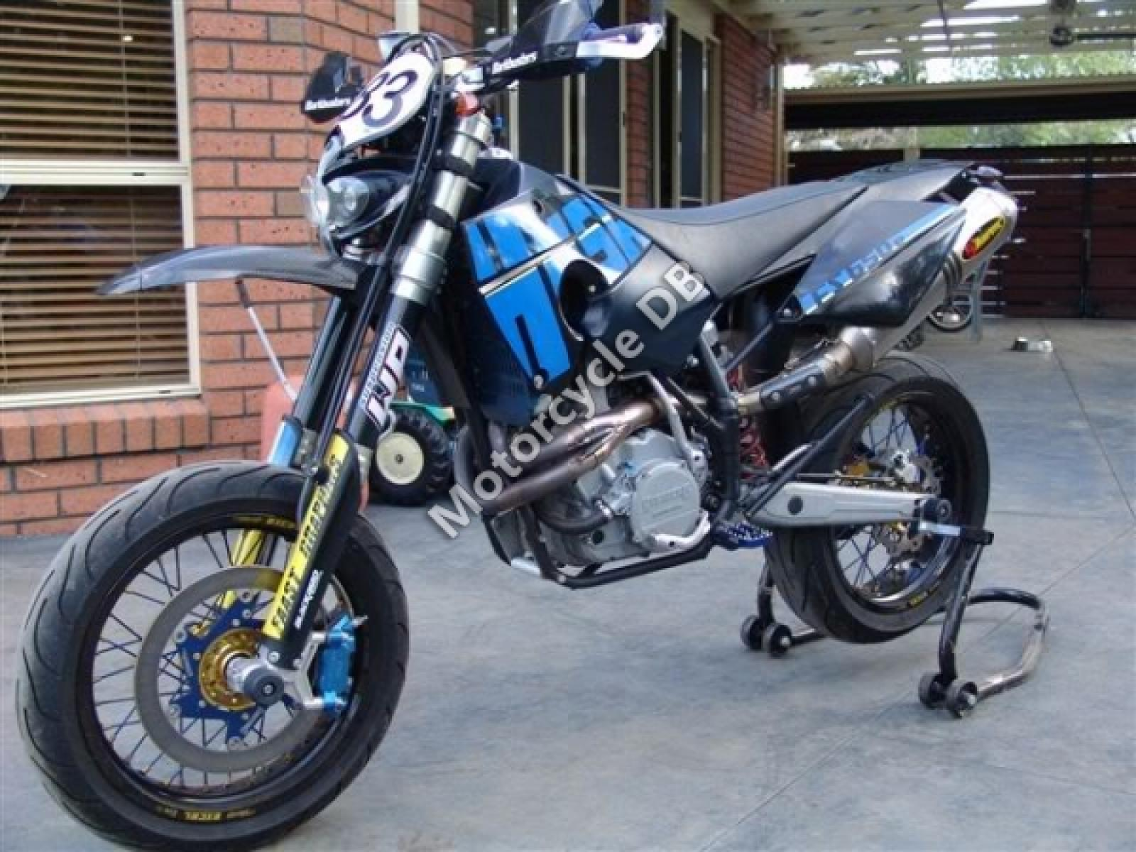 Husaberg FS 650 C 2002 wallpapers #137851