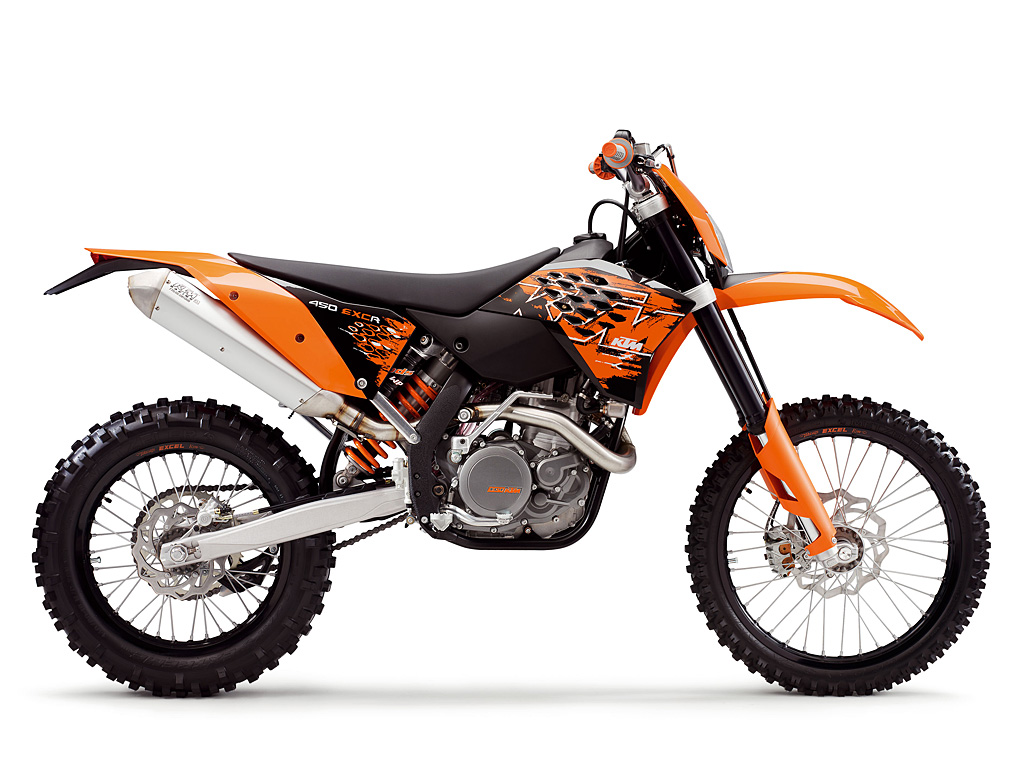KTM 450 EXC Racing 2005 images #86427