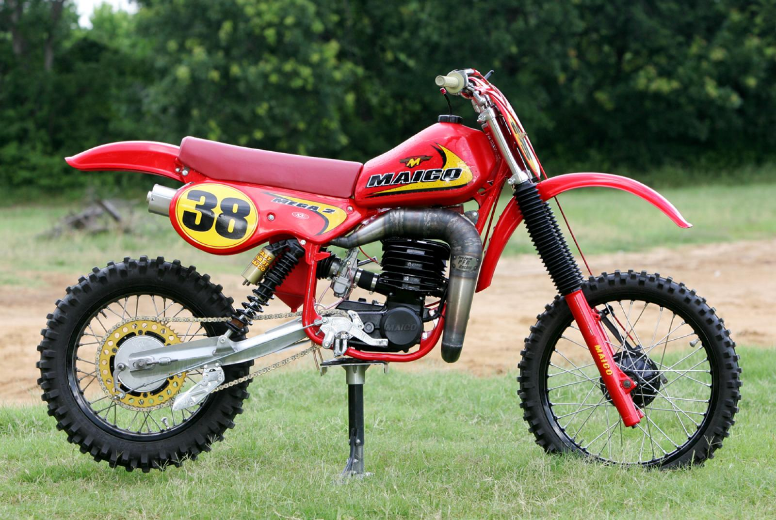 Maico GME 250 1984 images #102393