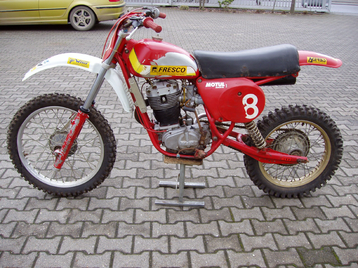 Maico MD 250 WK 1978 images #103088