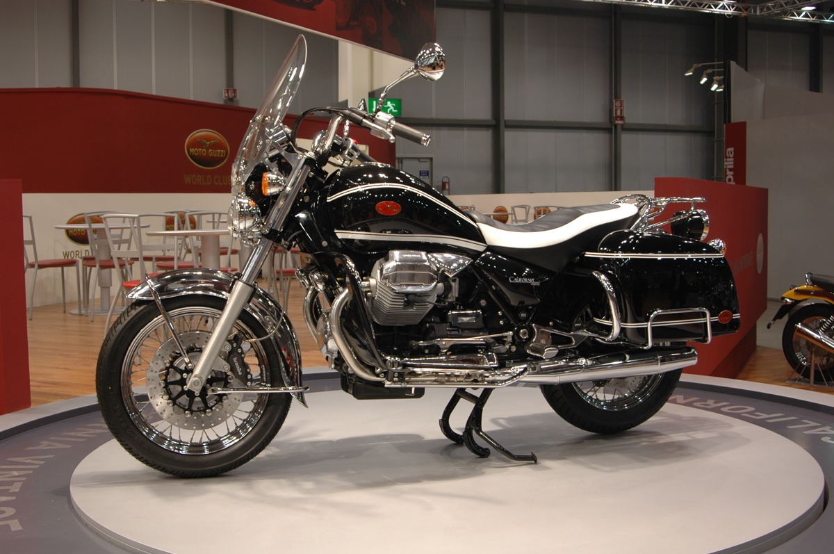 Moto Guzzi 850 California 1975 images #107140