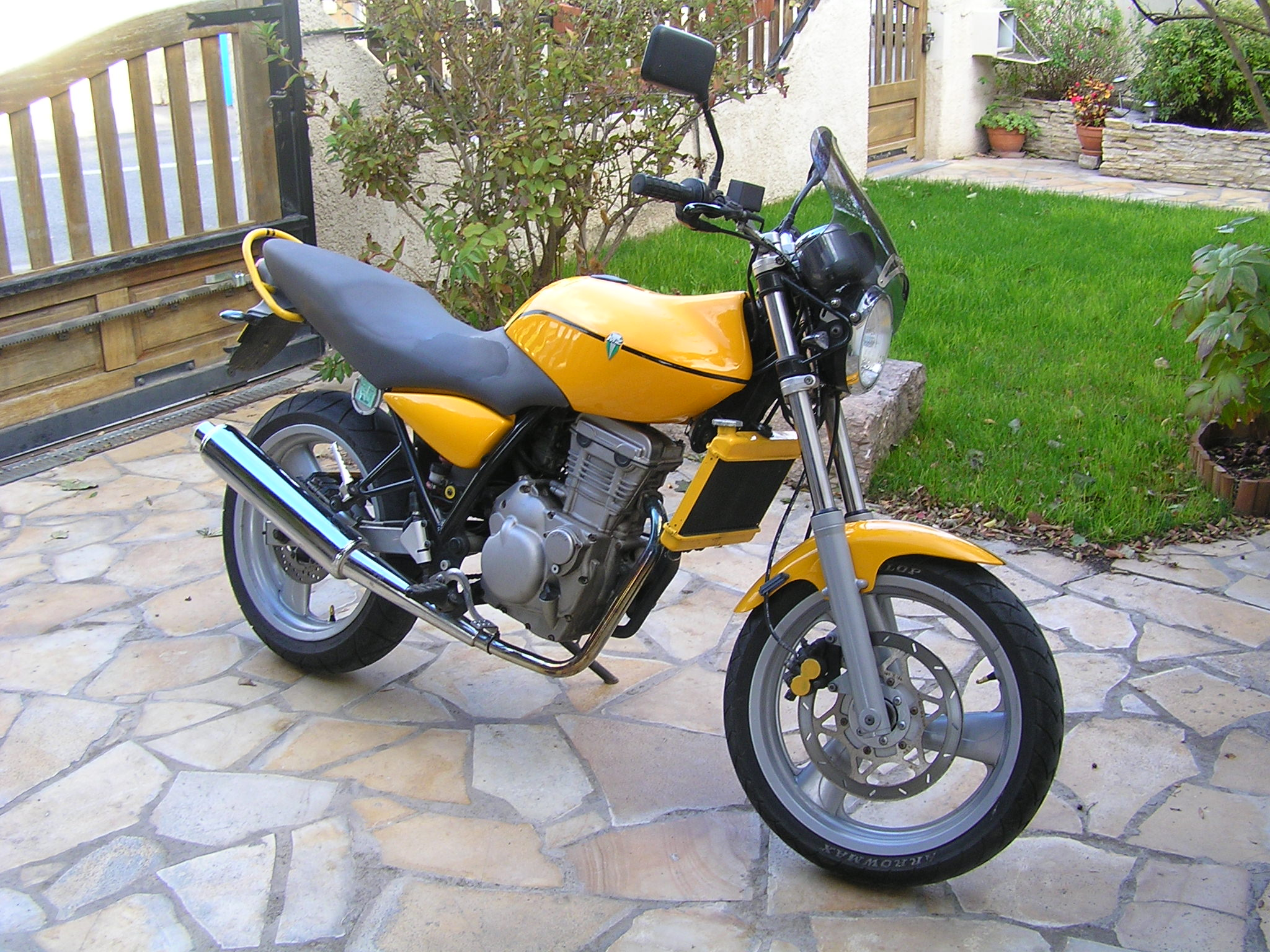 MZ motorcycles: pics, specs and list of models