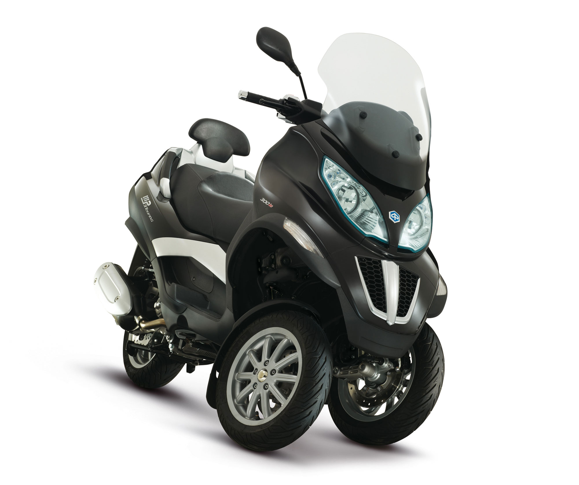 Piaggio MP3 125 Hybrid 2010 images #120243