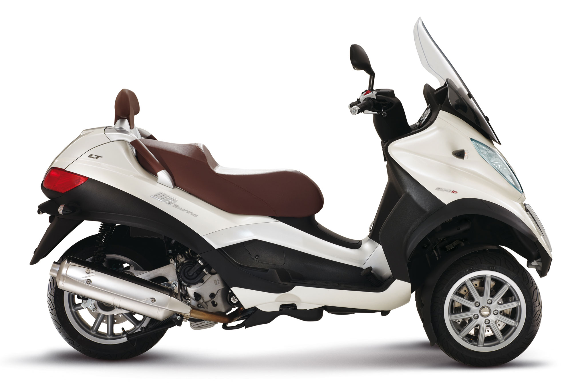Piaggio MP3 Touring 125 2012 images #120342