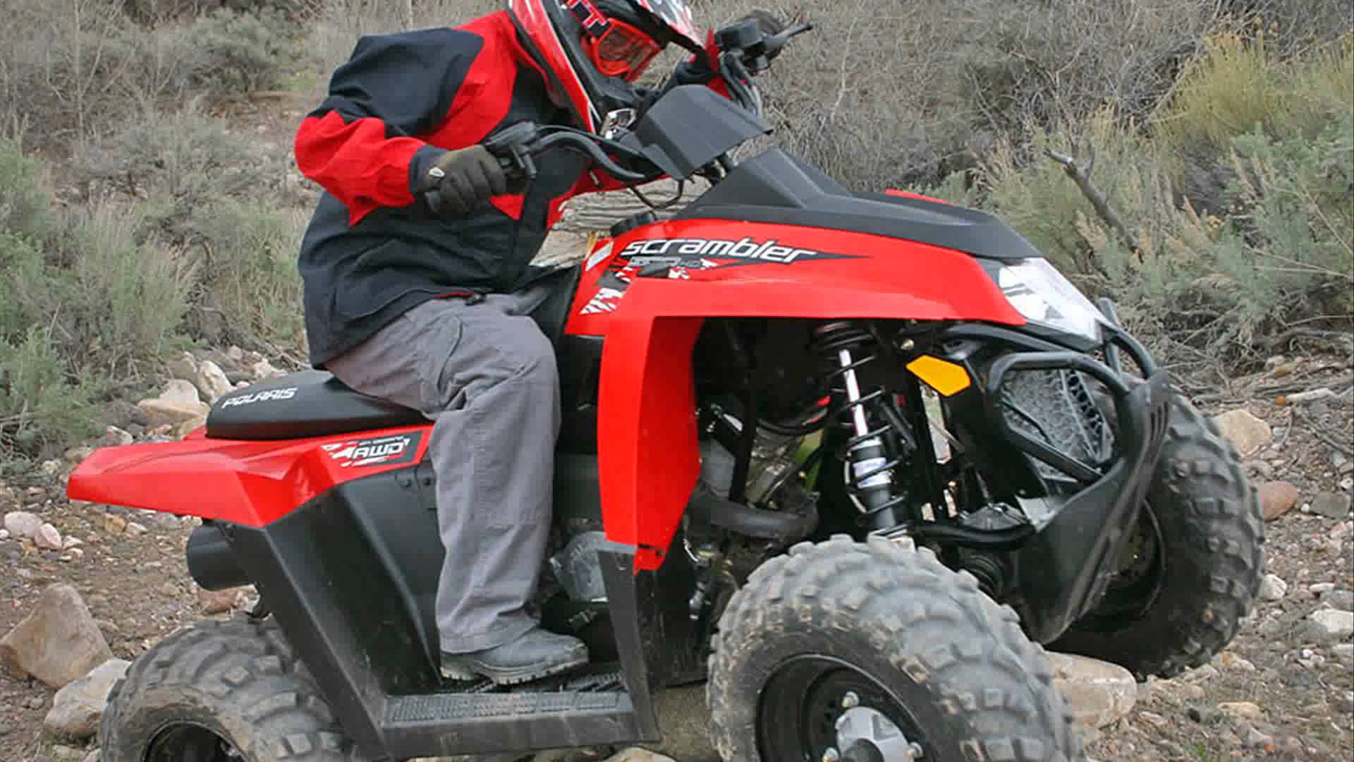 Polaris Scrambler 400 1999 images #120841