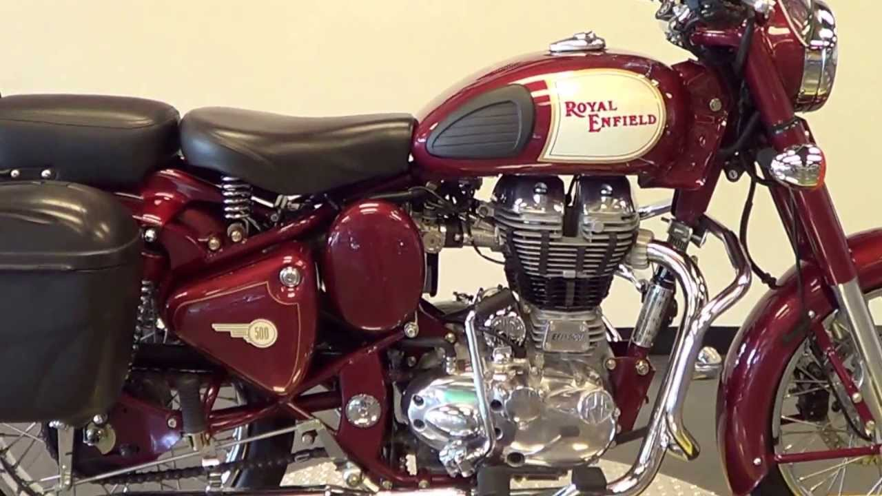 Royal Enfield Bullet 500 Classic 2011 images #123997