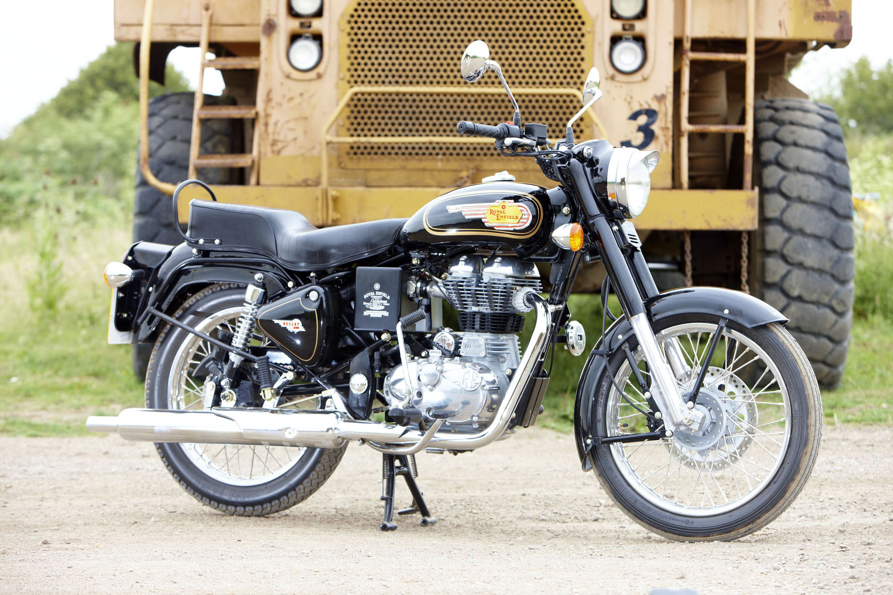 Royal Enfield Bullet 500 ES Deluxe 2005 images #123405