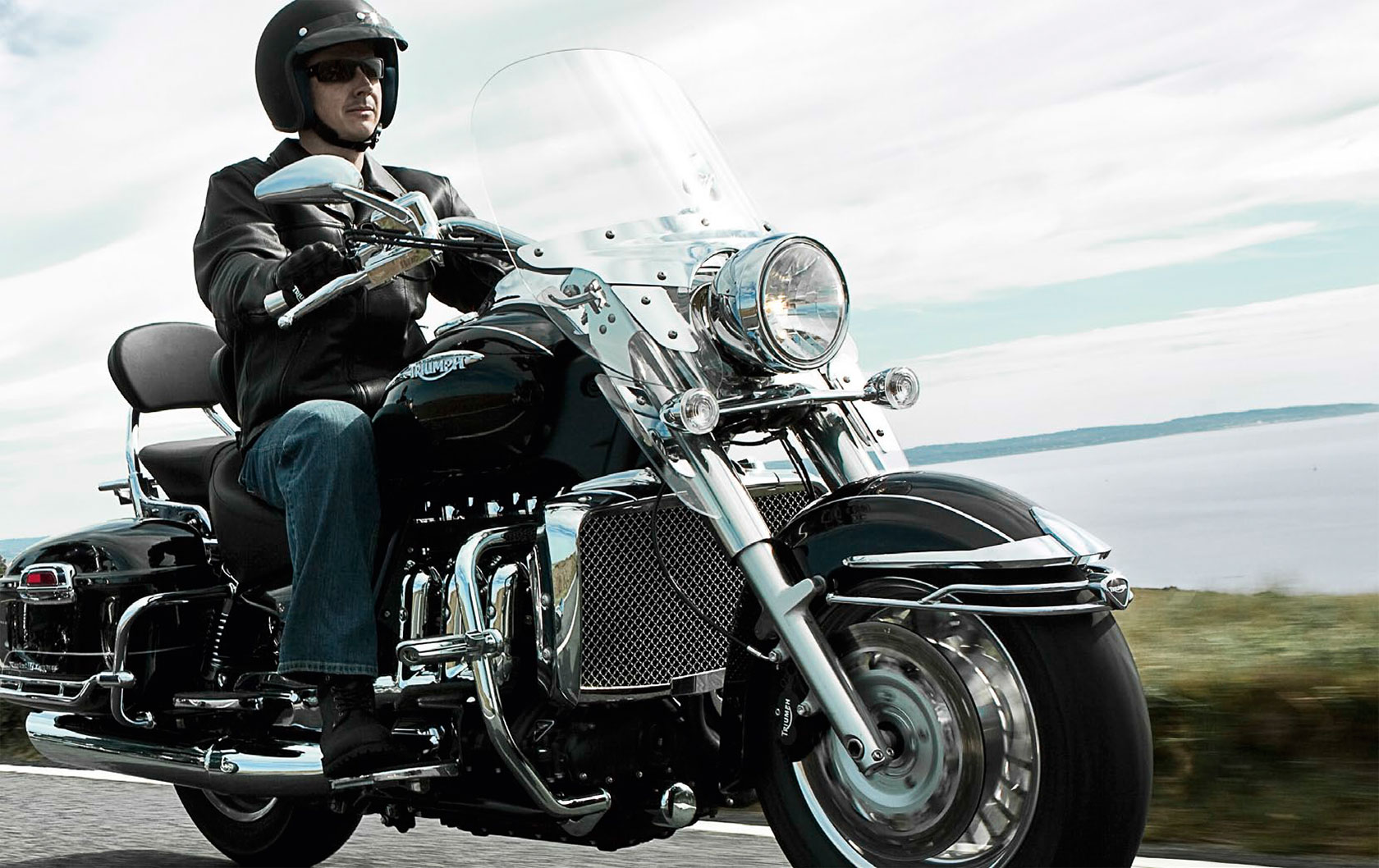Triumph Rocket III Touring 2010 images #126286