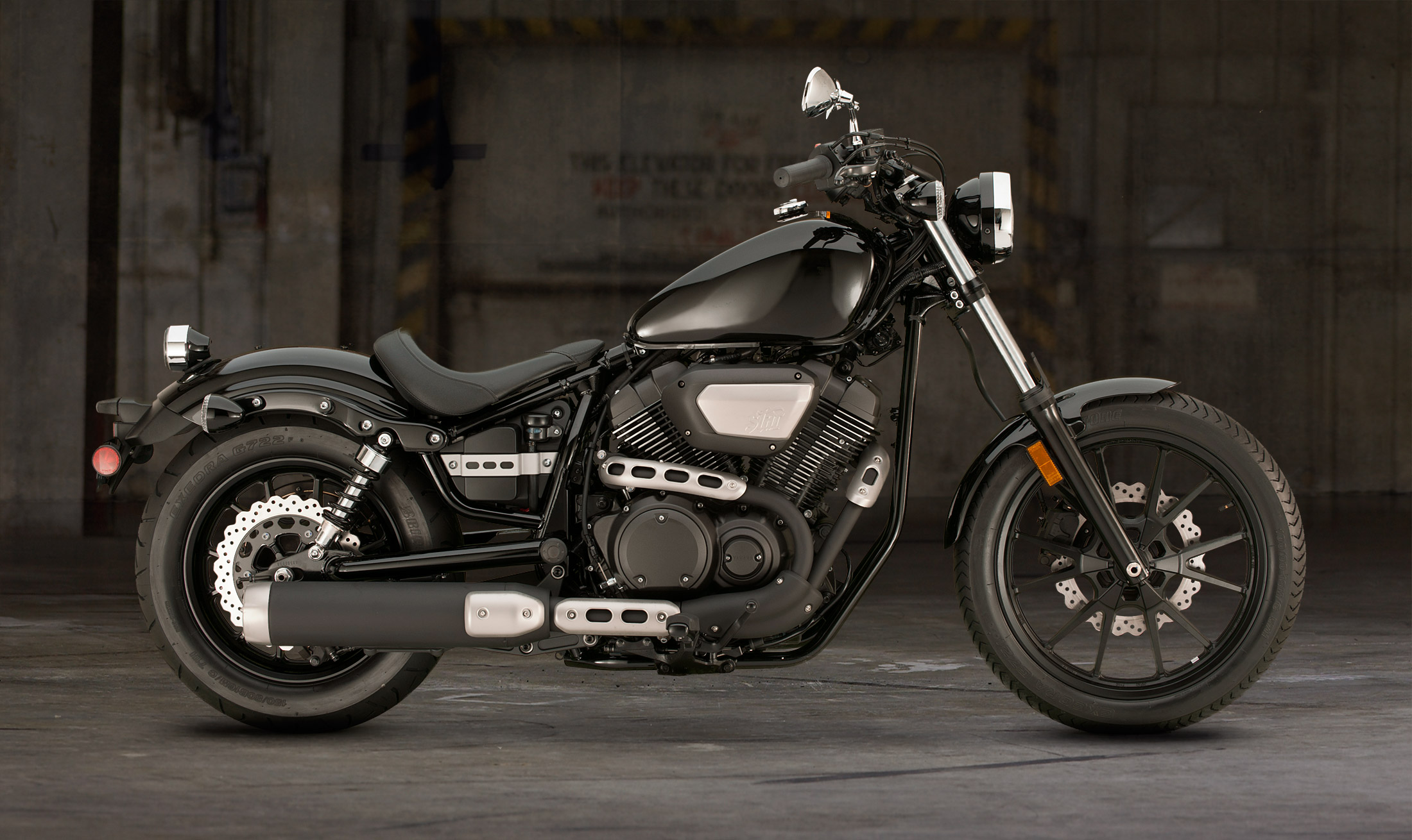 Yamaha bolt pics specs and list of seriess by year for Yamaha bolt specifications
