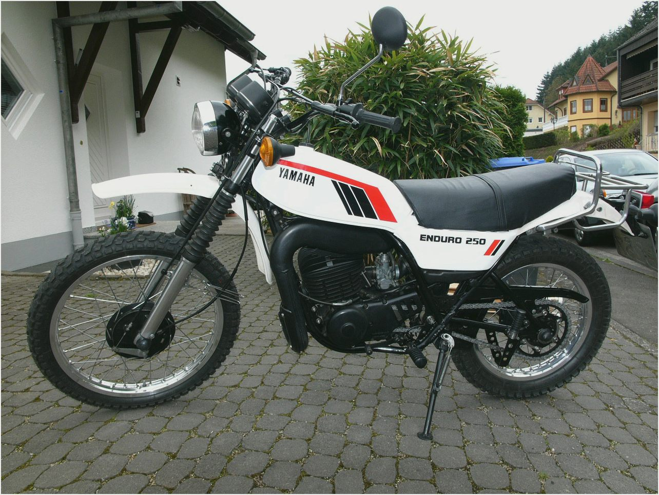 Yamaha DT 250 1973 images #90010