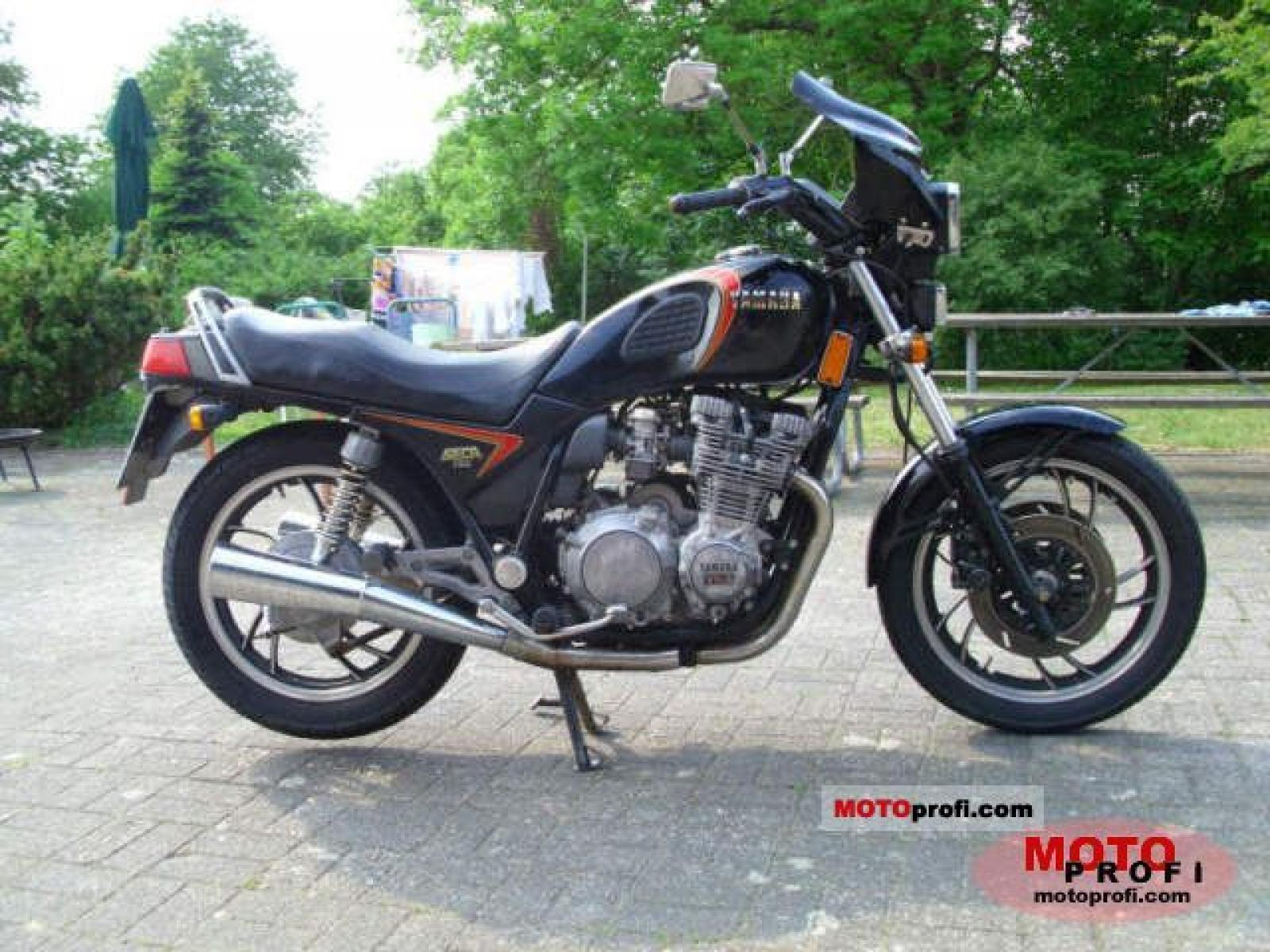 Yamaha XJ 750 Seca 1981 wallpapers #135574