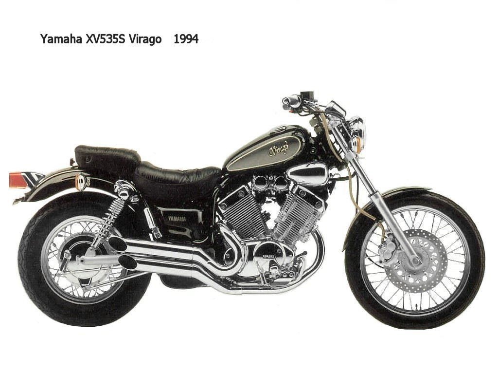 Yamaha XV 250 1999 wallpapers #142713
