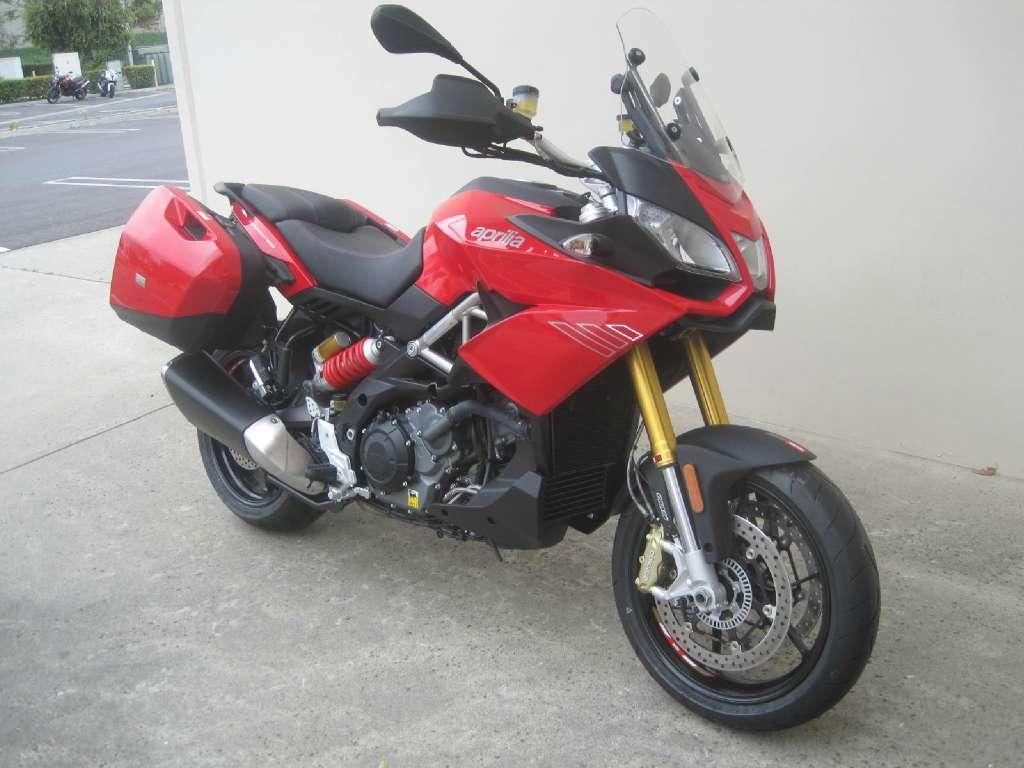 Aprilia Caponord 1200 ABS Travel Pack pics #8303