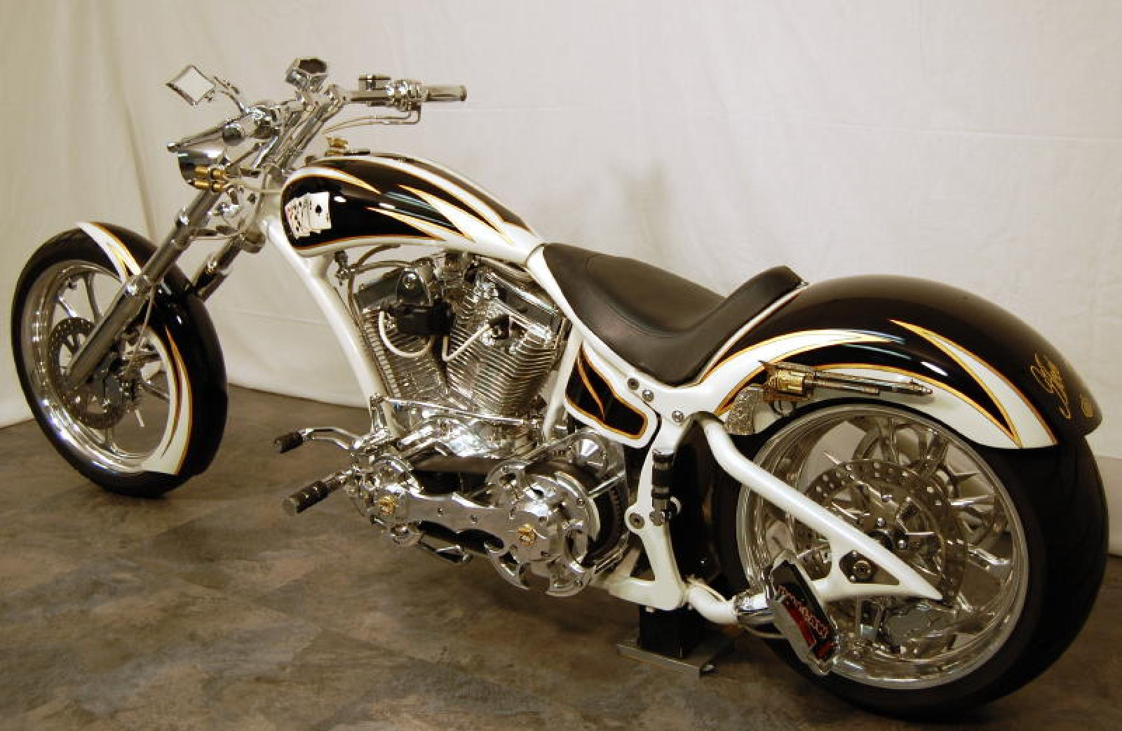 Big Bear Choppers Miss Behavin 100 Carb 2009 images #63747