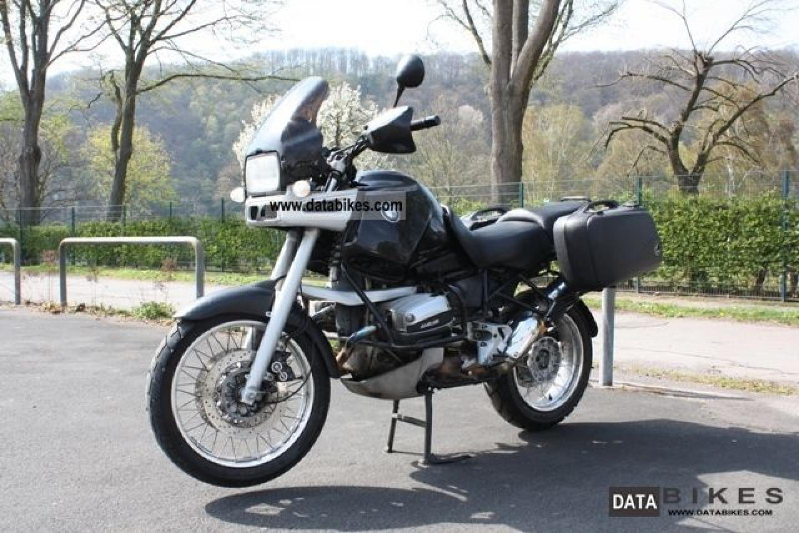 BMW R1100GS 1998 images #6331