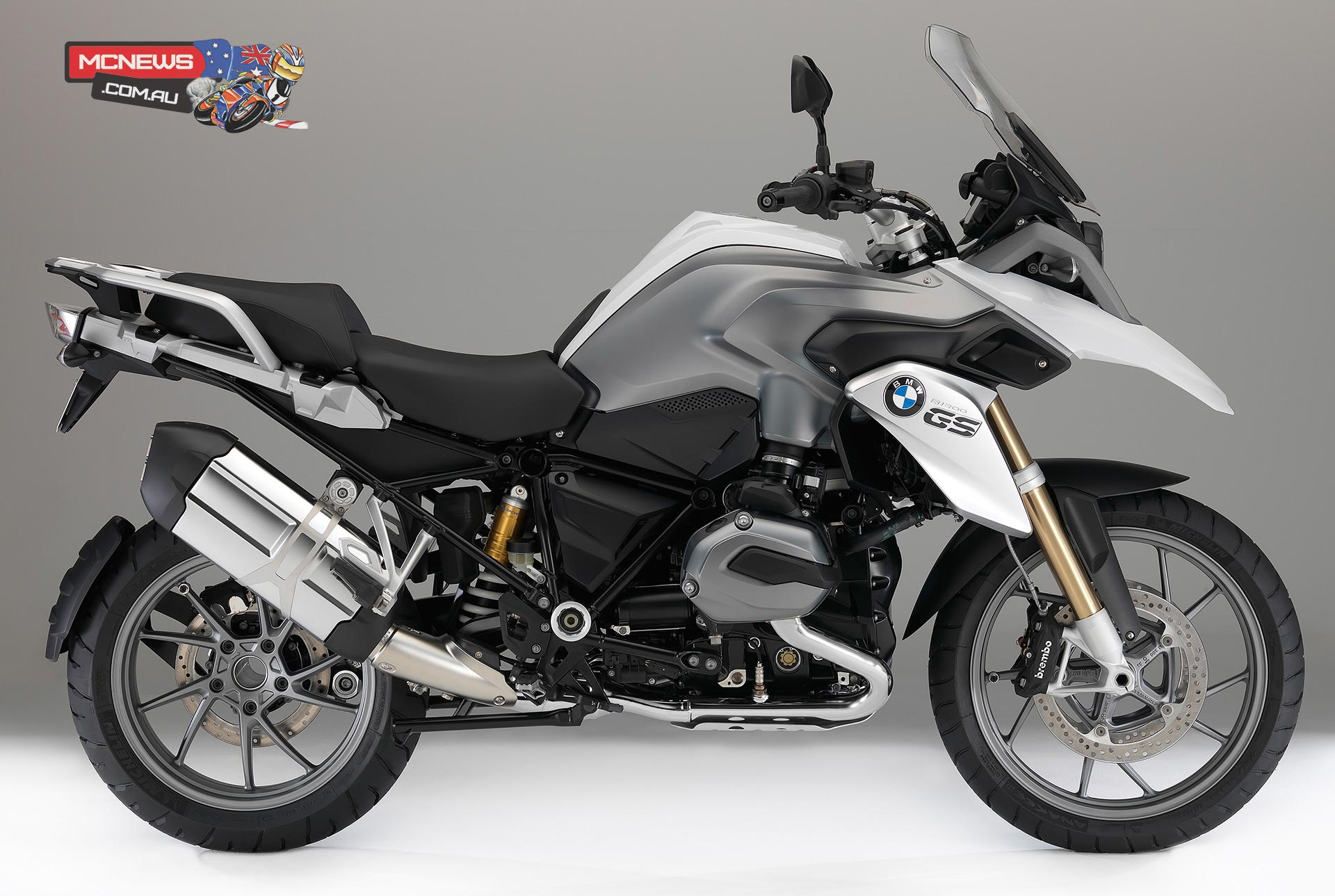 BMW R1200GS Triple Black images #8700