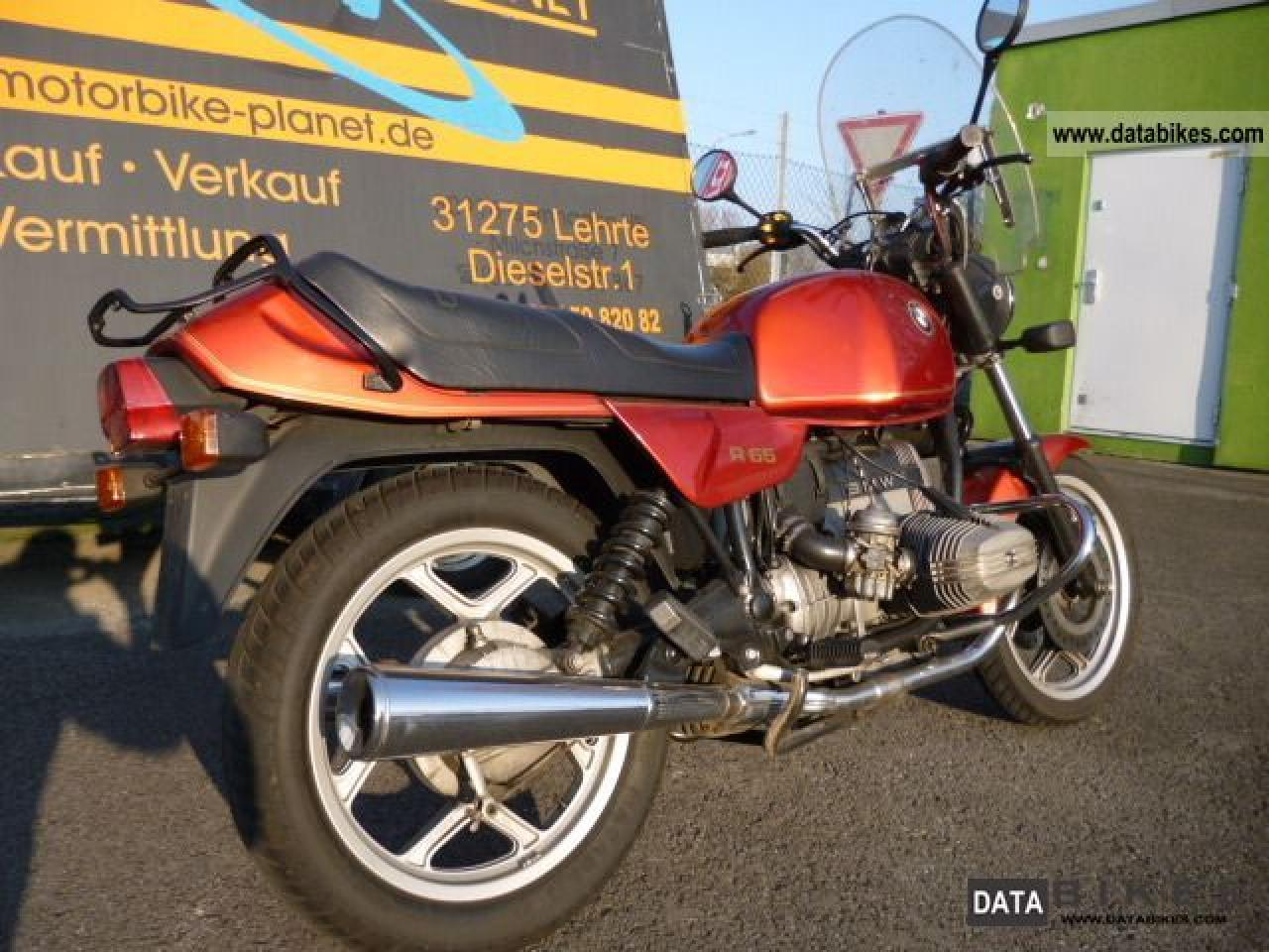 BMW R65 (reduced effect) images #10687