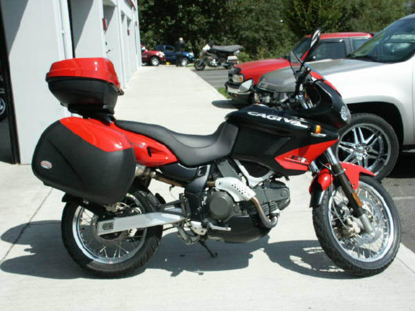 Cagiva Grand Canyon 900 IE 1999 images #67133