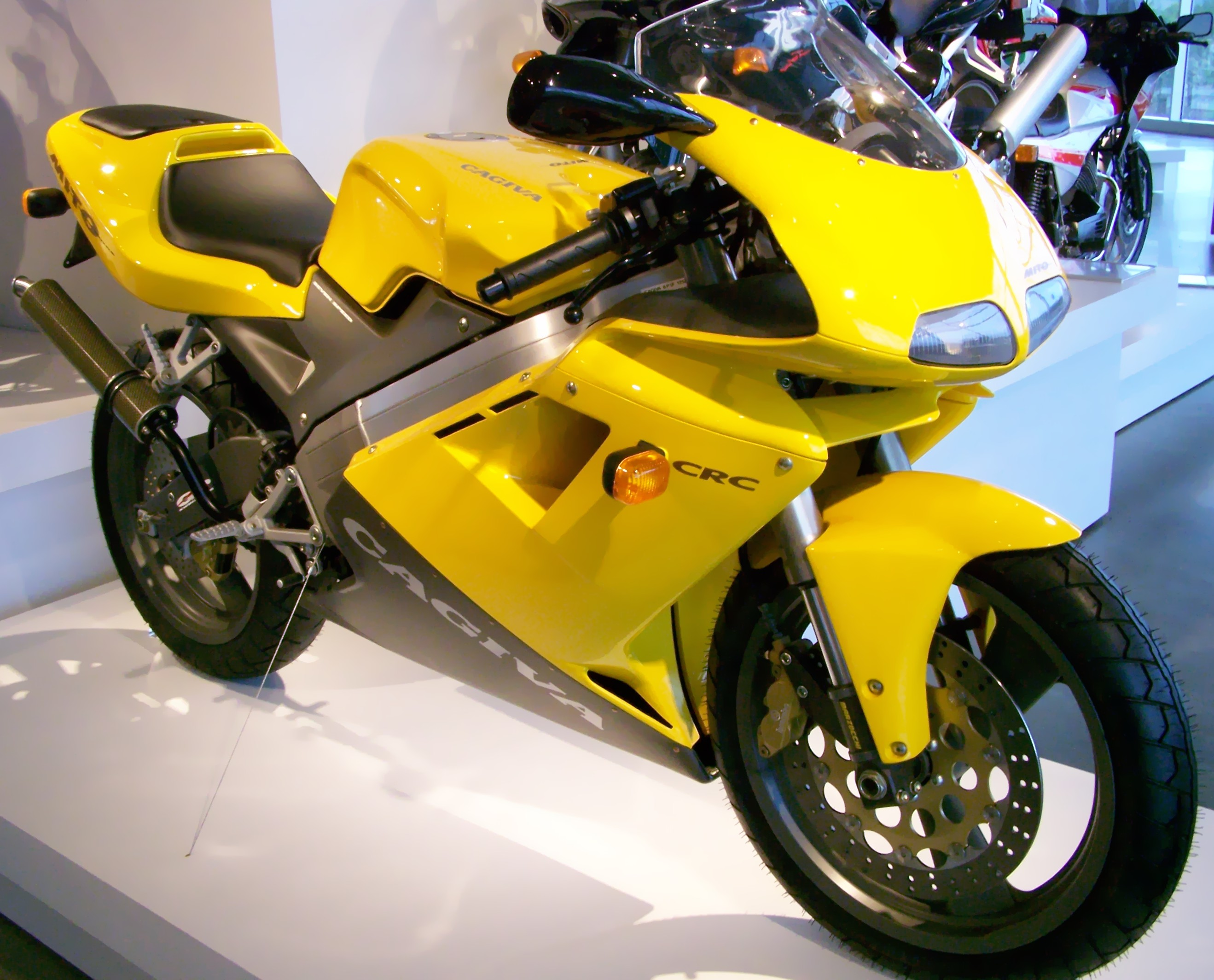 Cagiva Super City 125 1997 images #67230