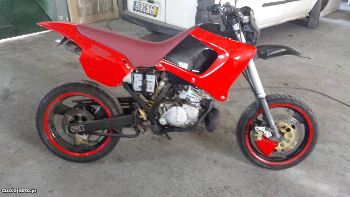 Cagiva Super City 125 2000 images #69303