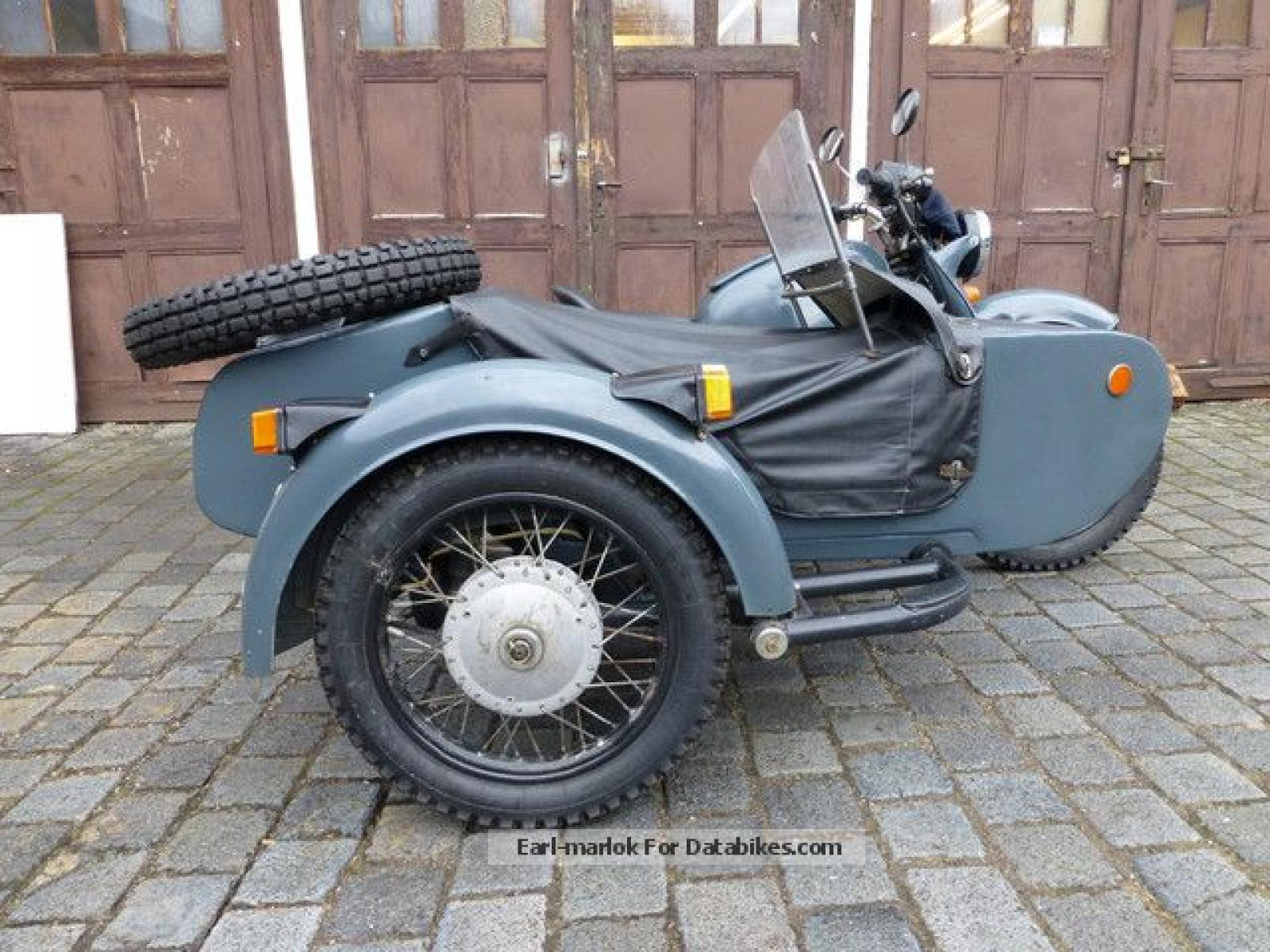 Dnepr MT 11 with sidecar 1992 images #153819