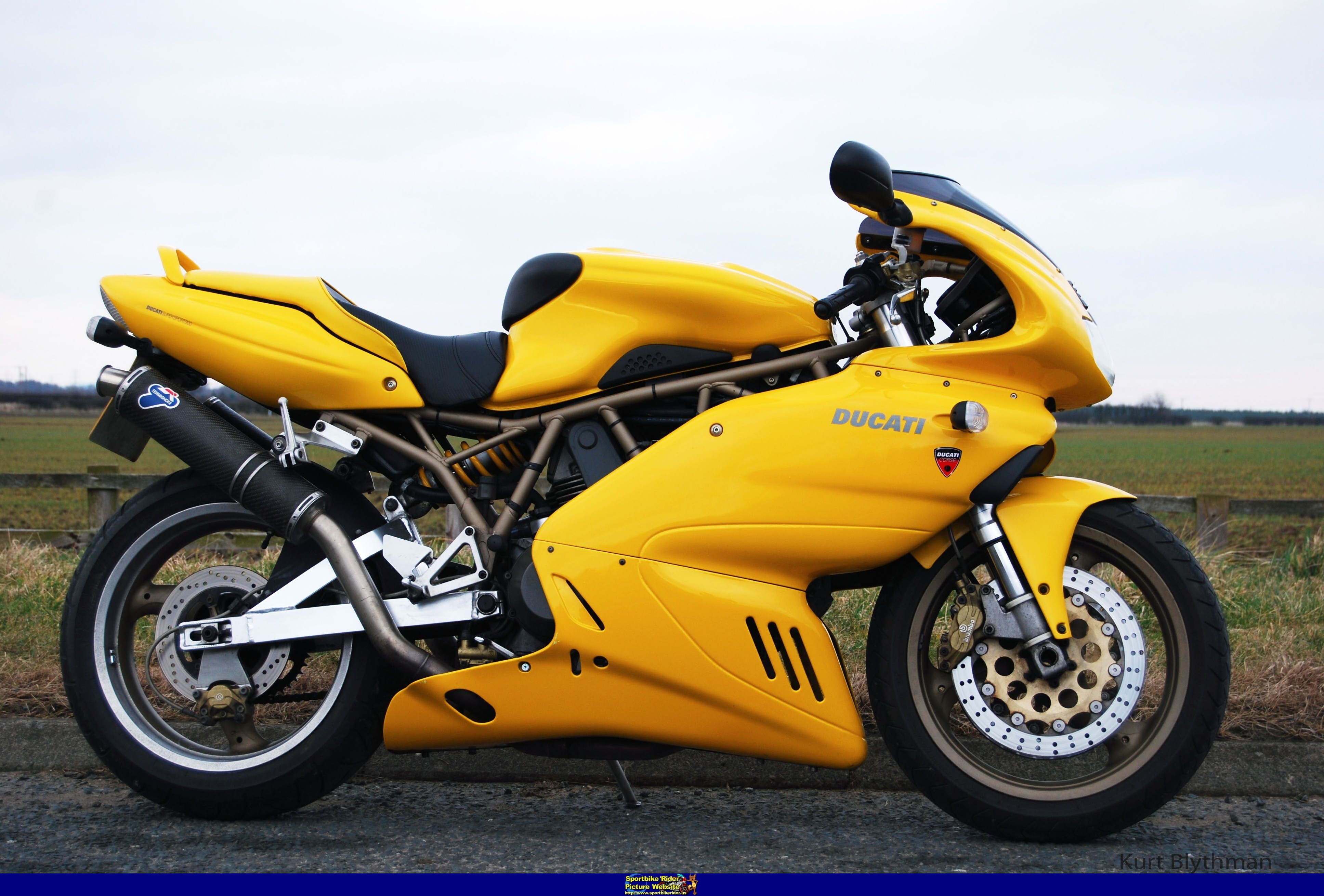 Ducati 900 Sport 2002 wallpapers #11181
