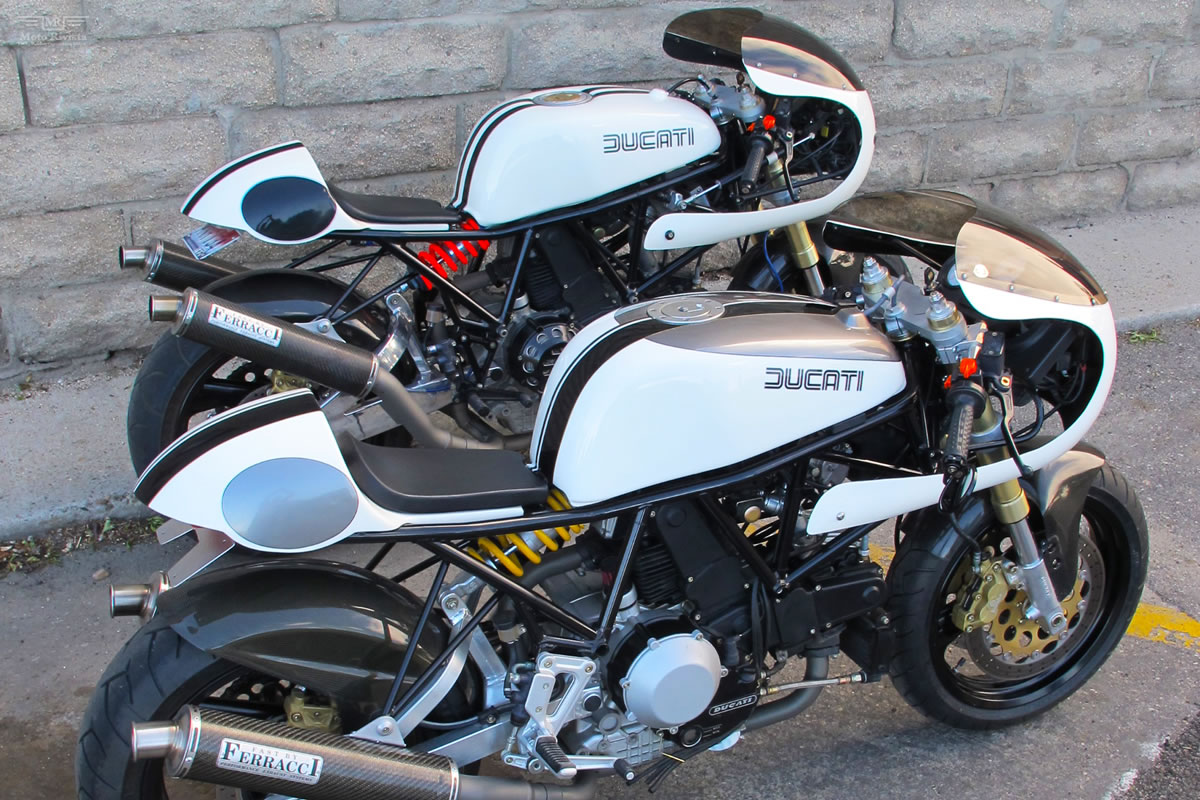 Ducati 900 SS 1993 wallpapers #10787